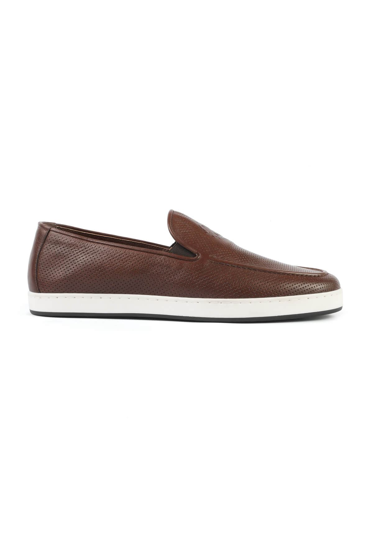 Libero 3193 Brown Loafer Shoes