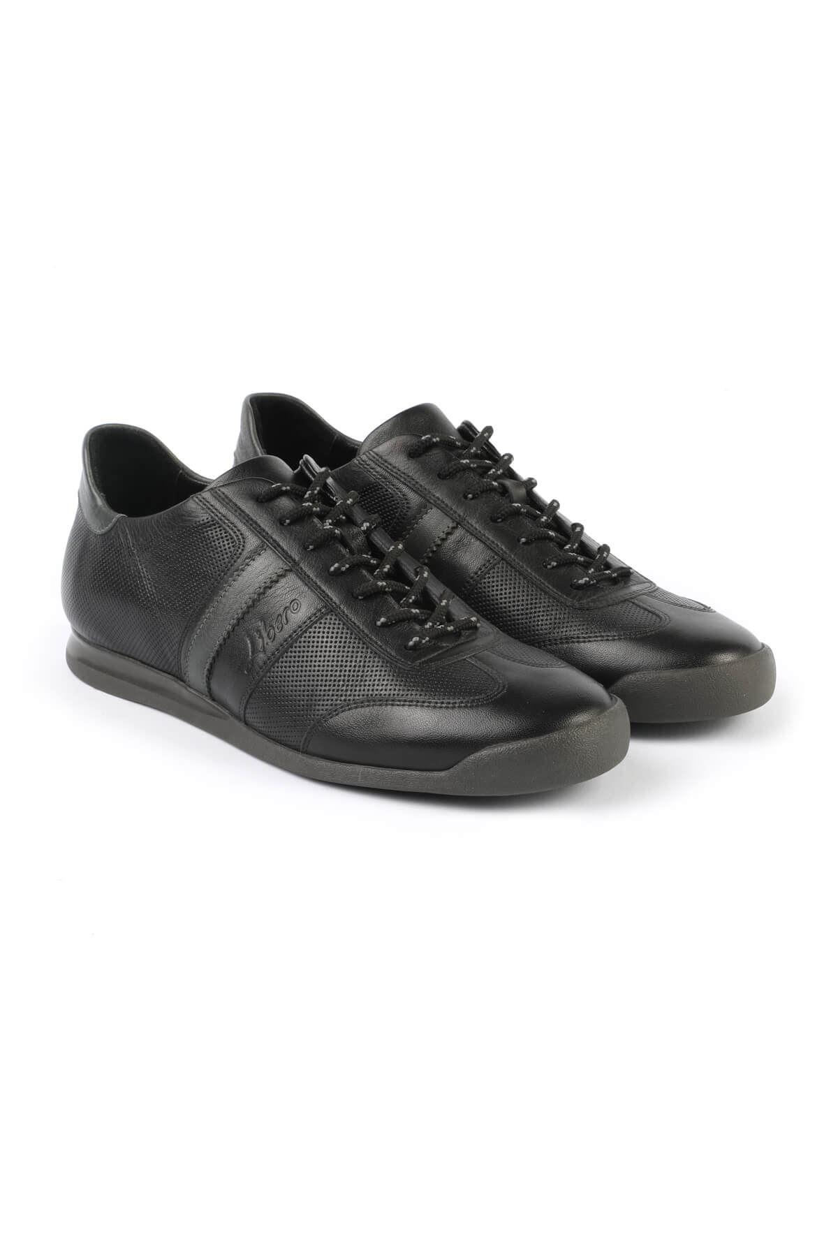 Libero 2992 Black Casual Shoes