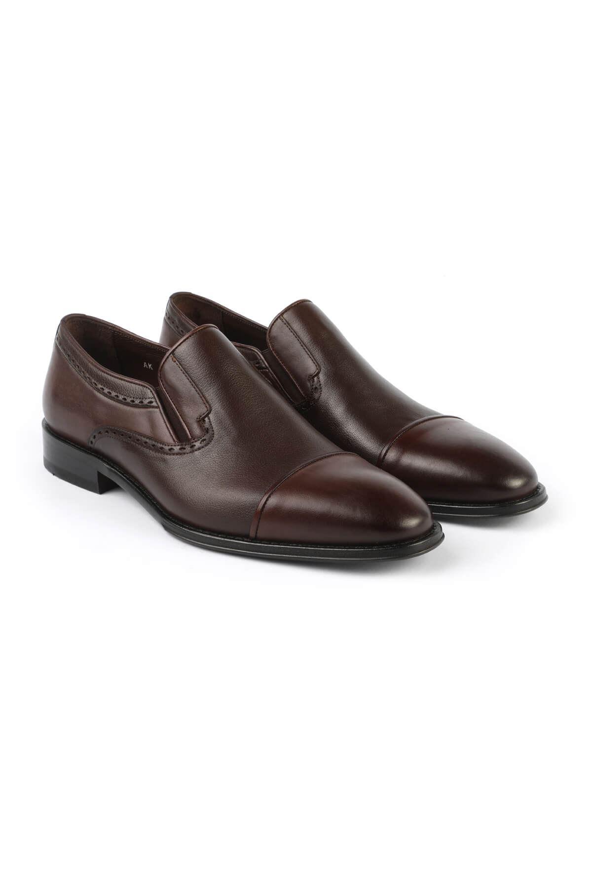 Libero 2883 Kahve Klasik Ayakkabı
