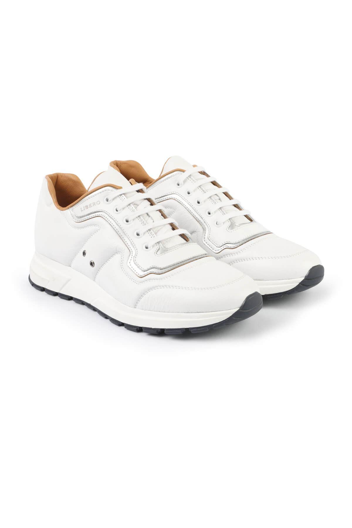 Libero 3149 Beyaz Spor Ayakkabı