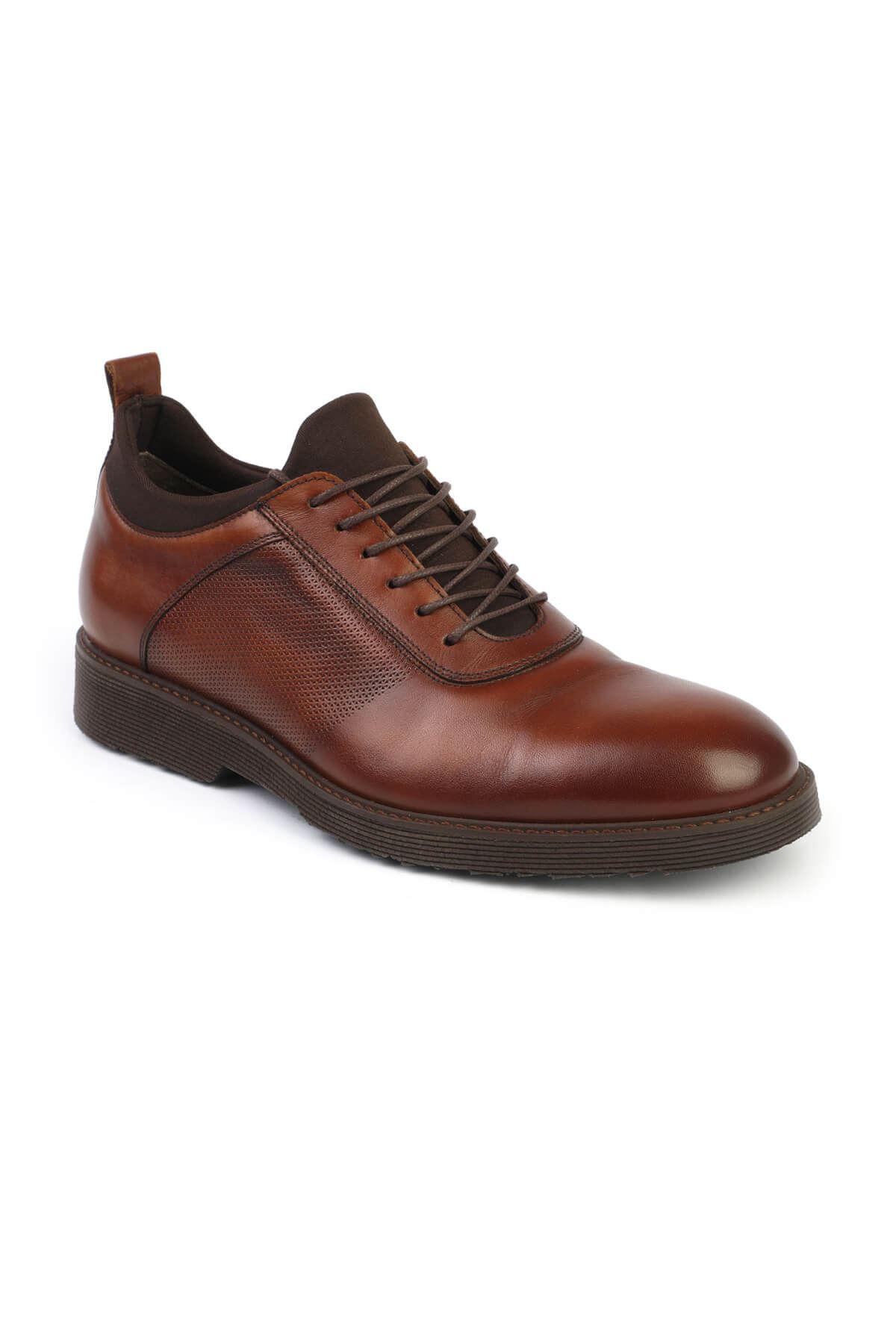 Libero 2999 Tan Casual Shoes