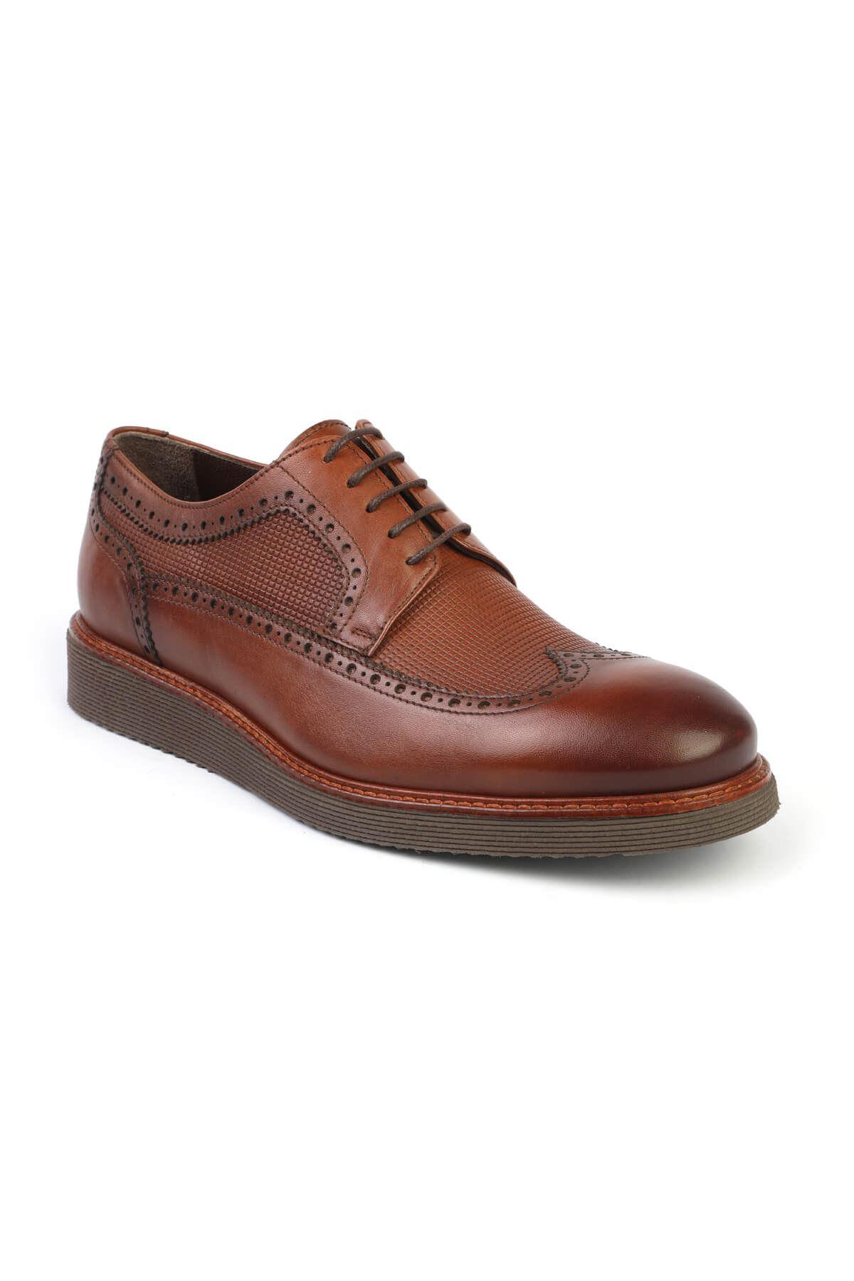 Libero C631 Taba Oxford Ayakkabı
