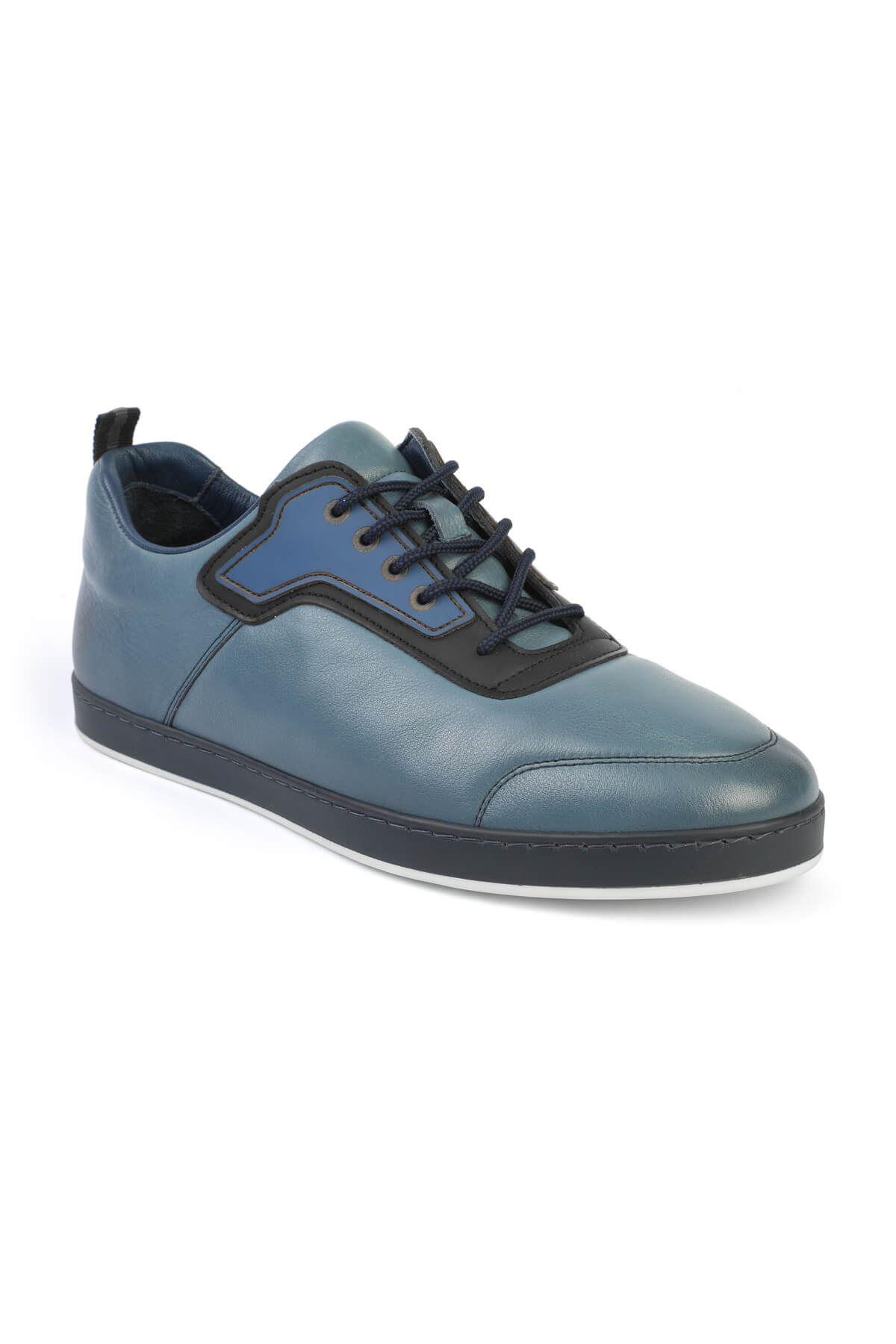 Libero 3105 Mavi Sneaker Ayakkabı