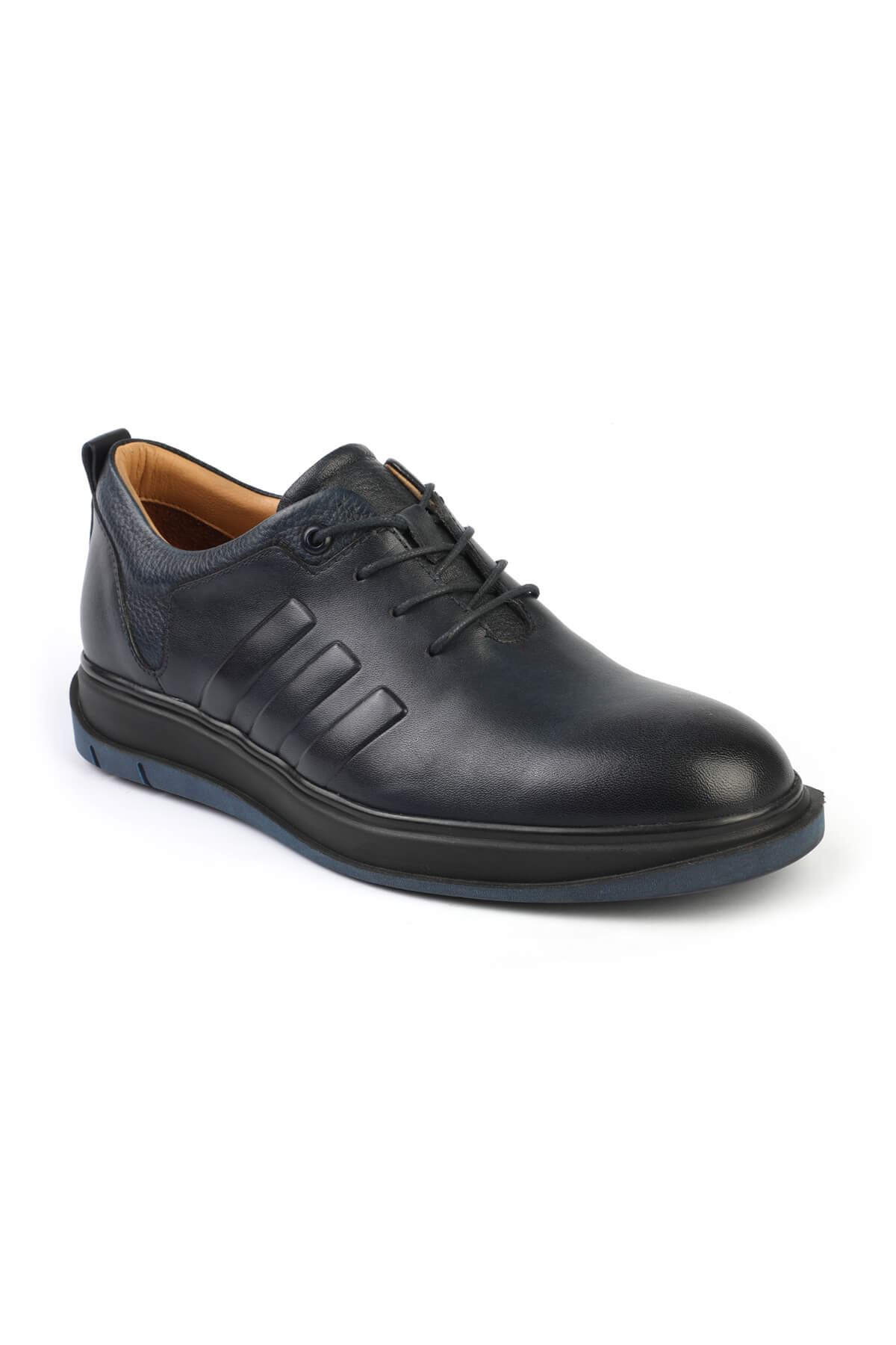 Libero 3163 Navy Blue Casual Shoes