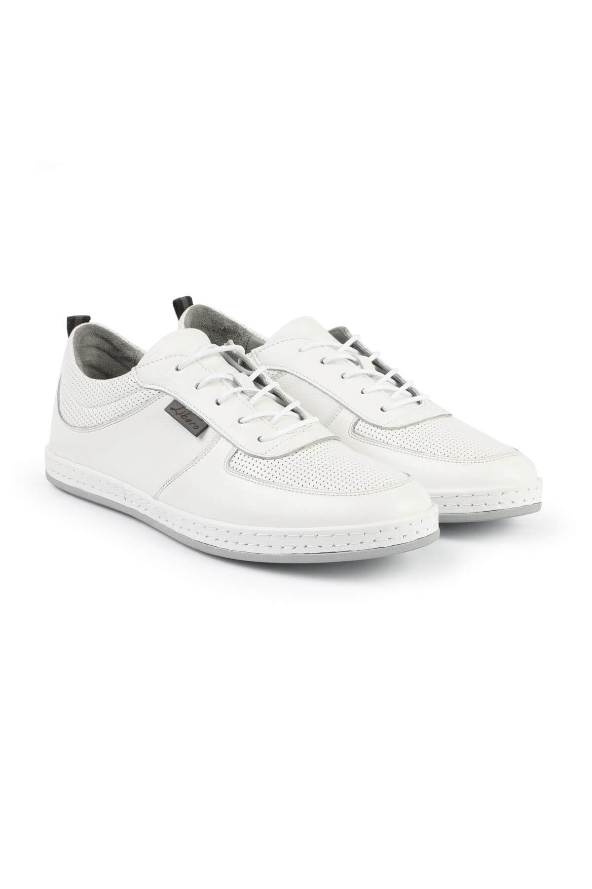 Libero 3063 Beyaz Spor Ayakkabı