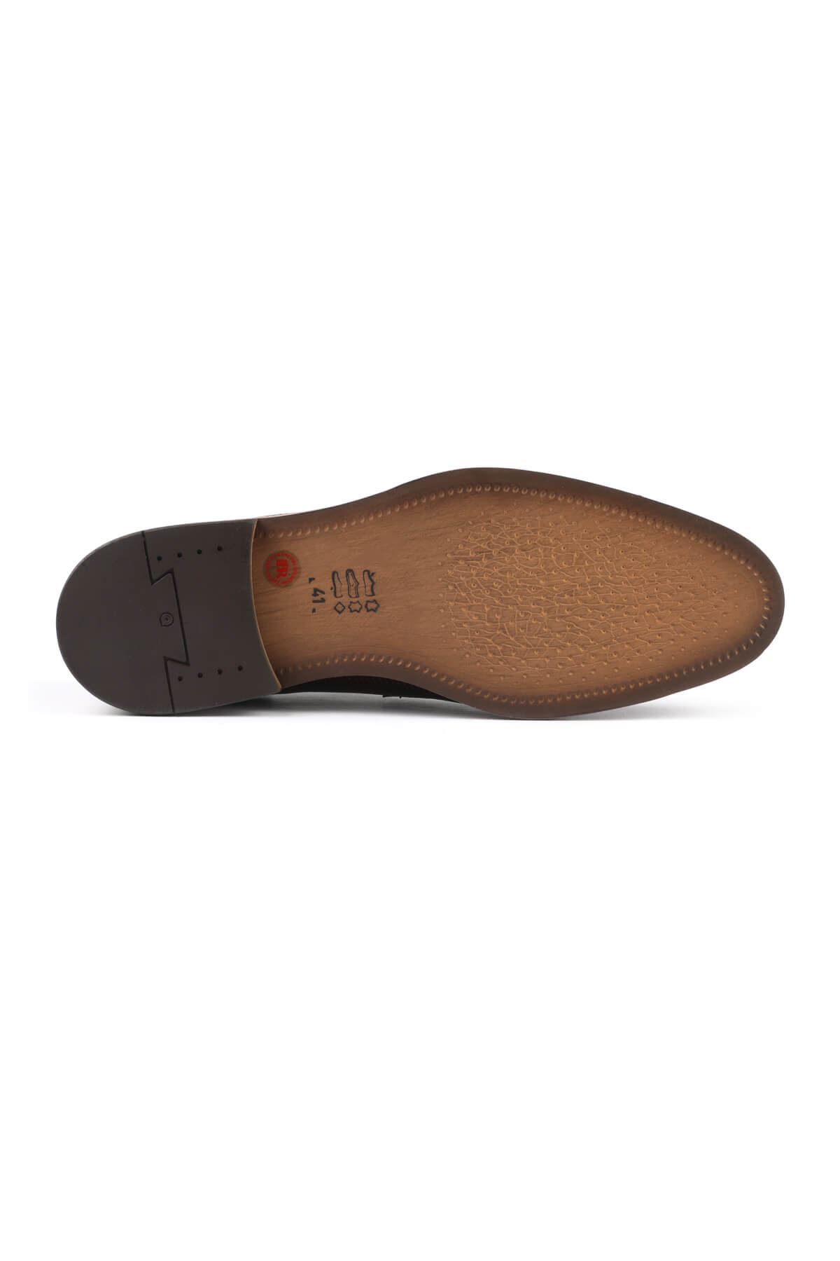 Libero 2943 Brown Loafer Shoes