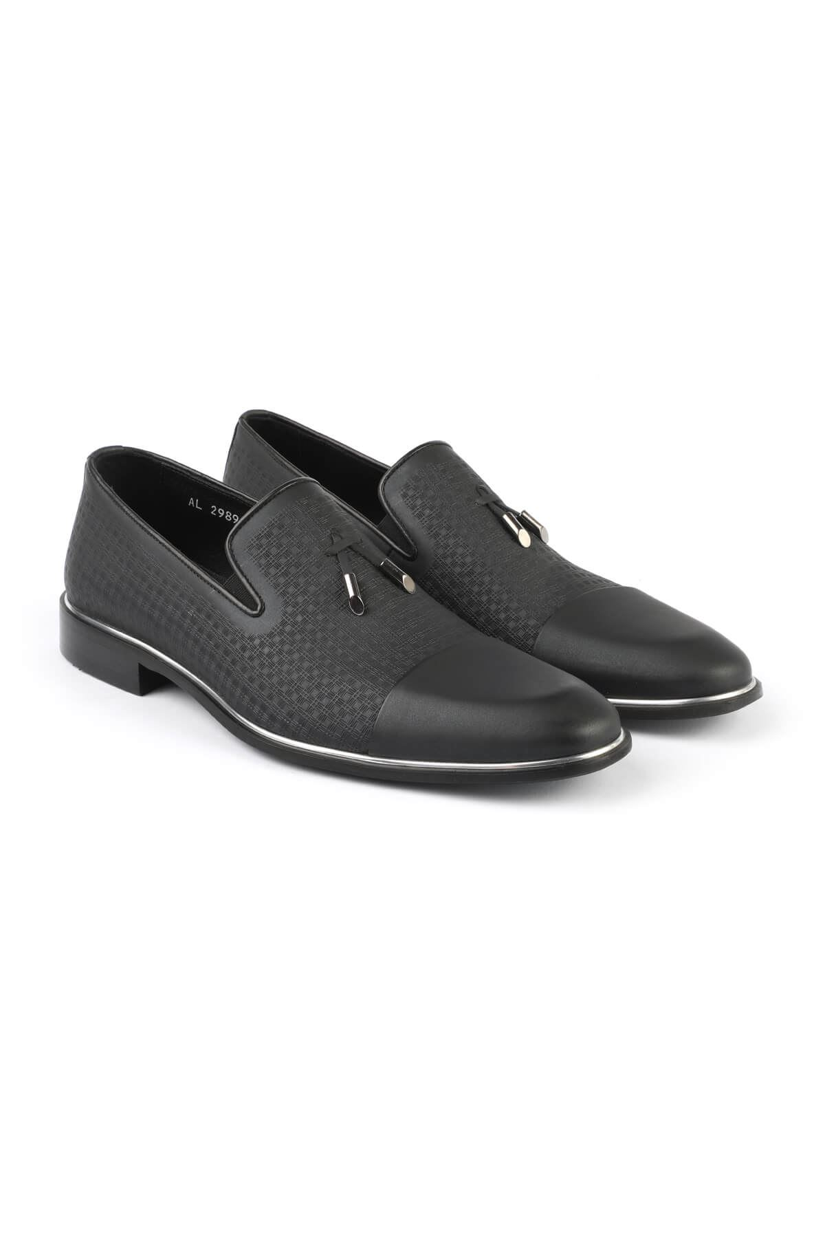 Libero 2989 Black Classic Shoes