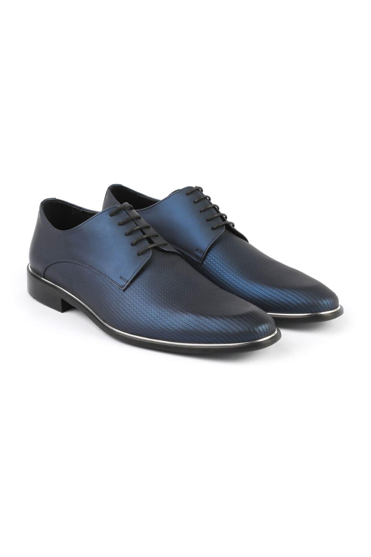 Libero 2982 Navy Blue Classic Shoes