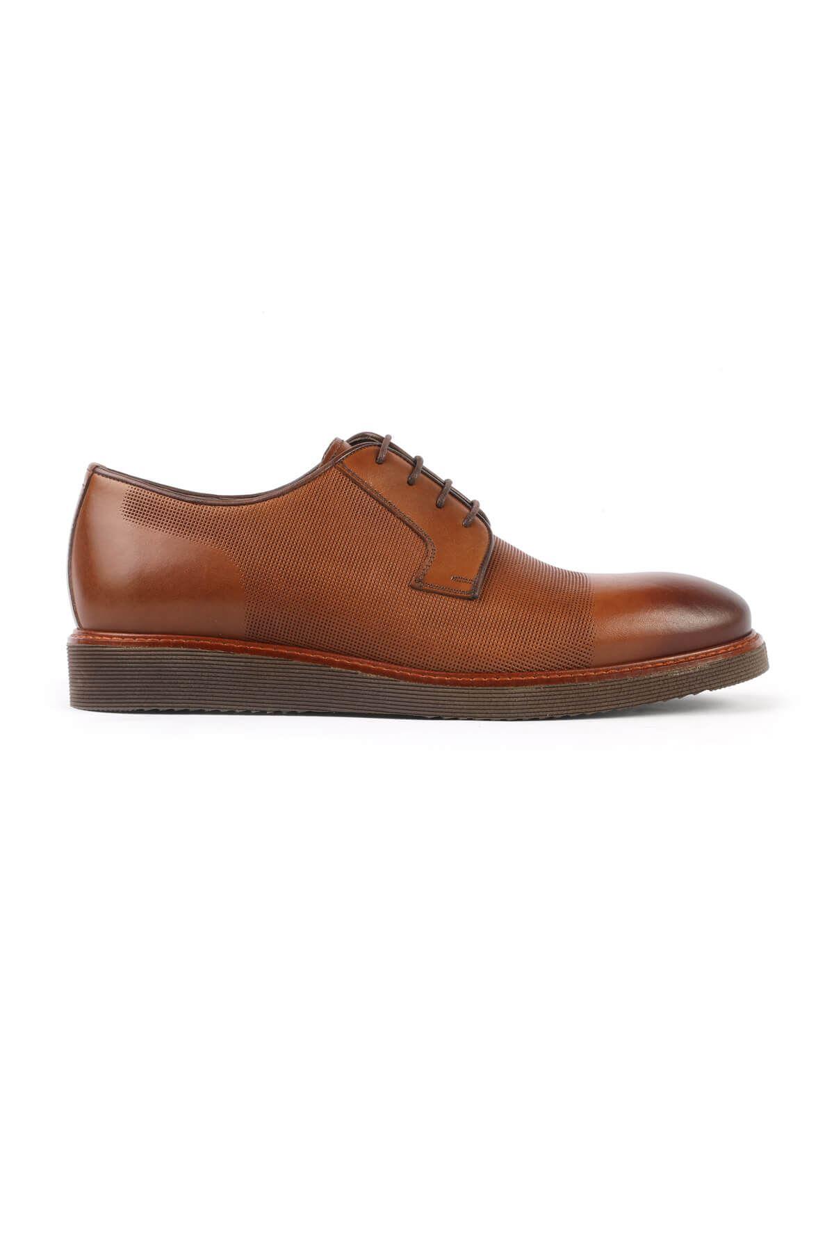 Libero C252 Taba Oxford Ayakkabı