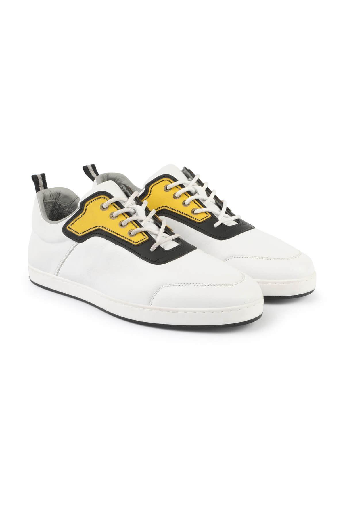 Libero 3105 White Sneaker Shoes