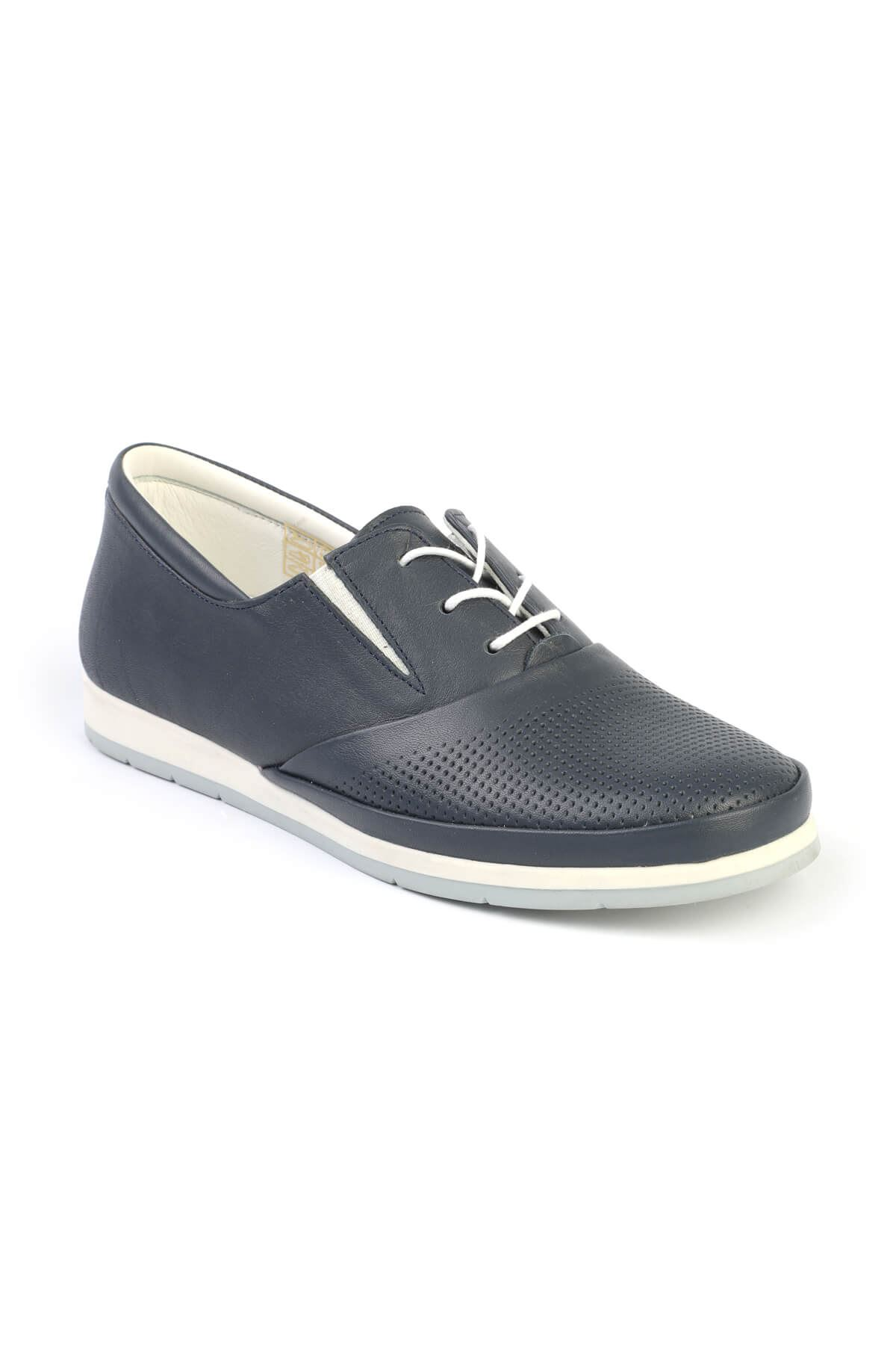 Libero FMS201 Navy Blue Casual Shoes