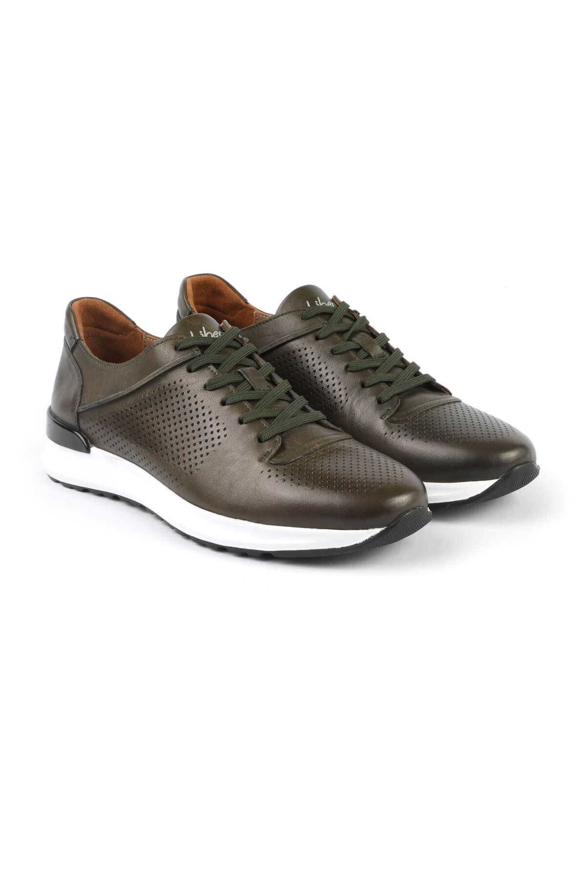 Libero 3045 Green Sport Shoes