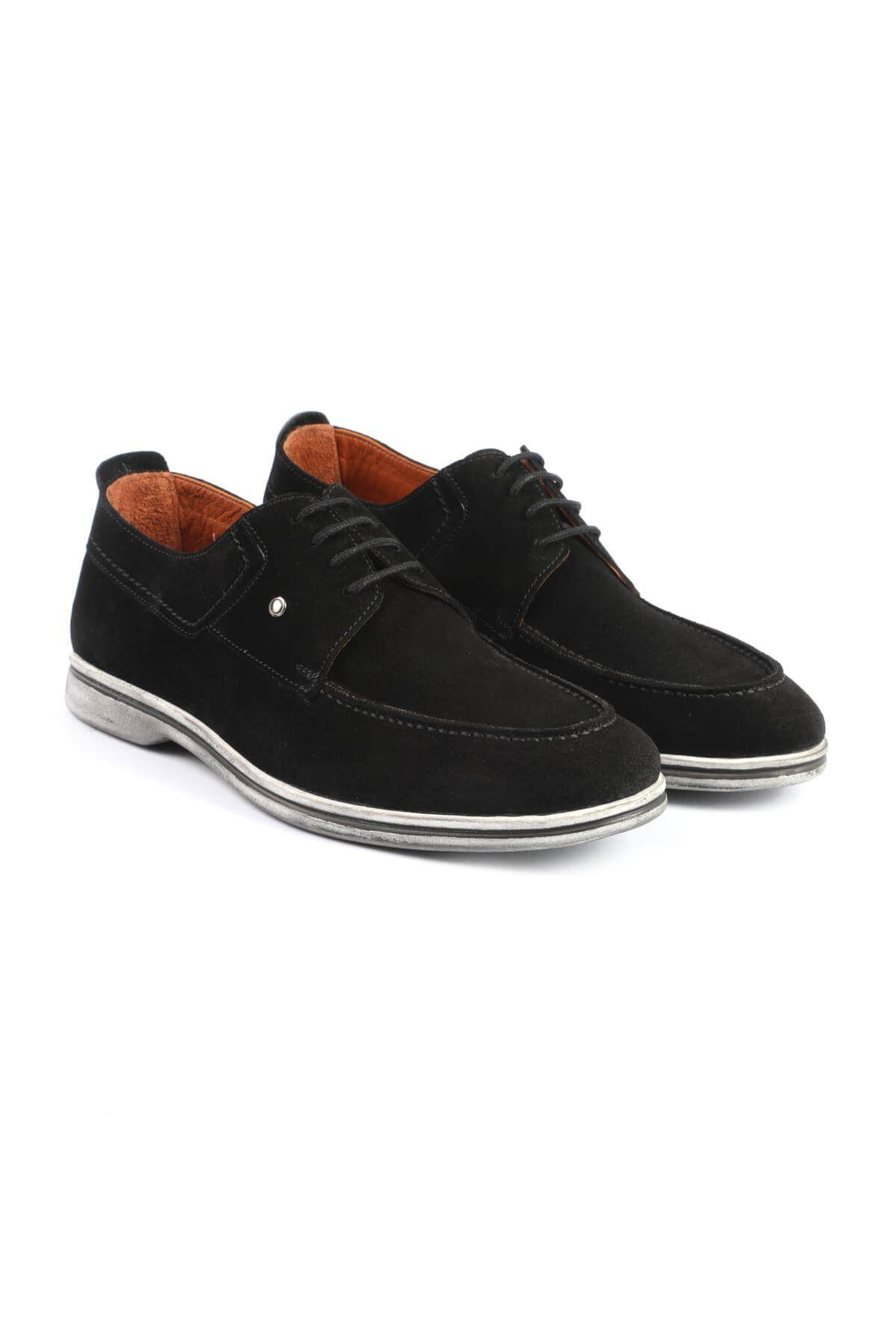 Libero 3005 Black Casual Shoes