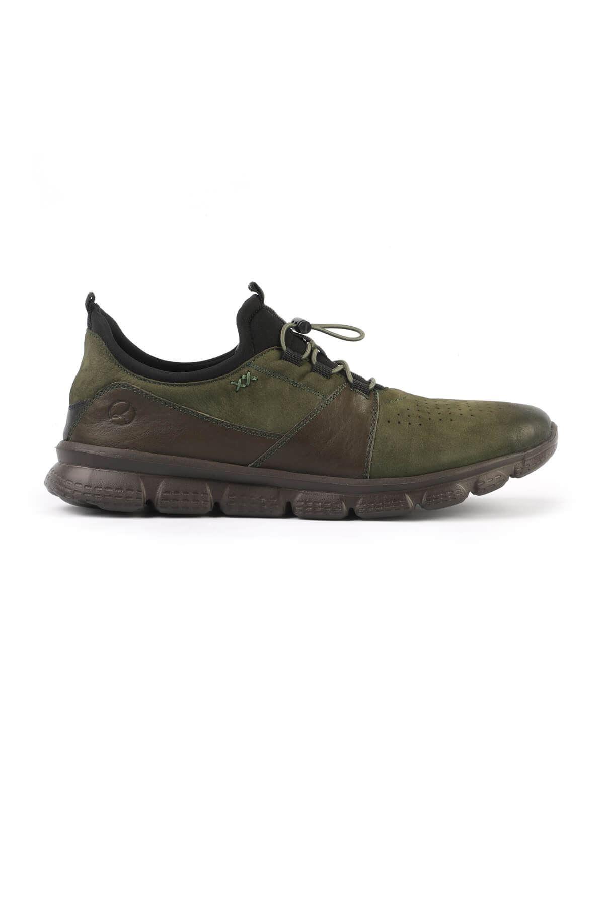 Libero 3123 Khaki Sport Shoes