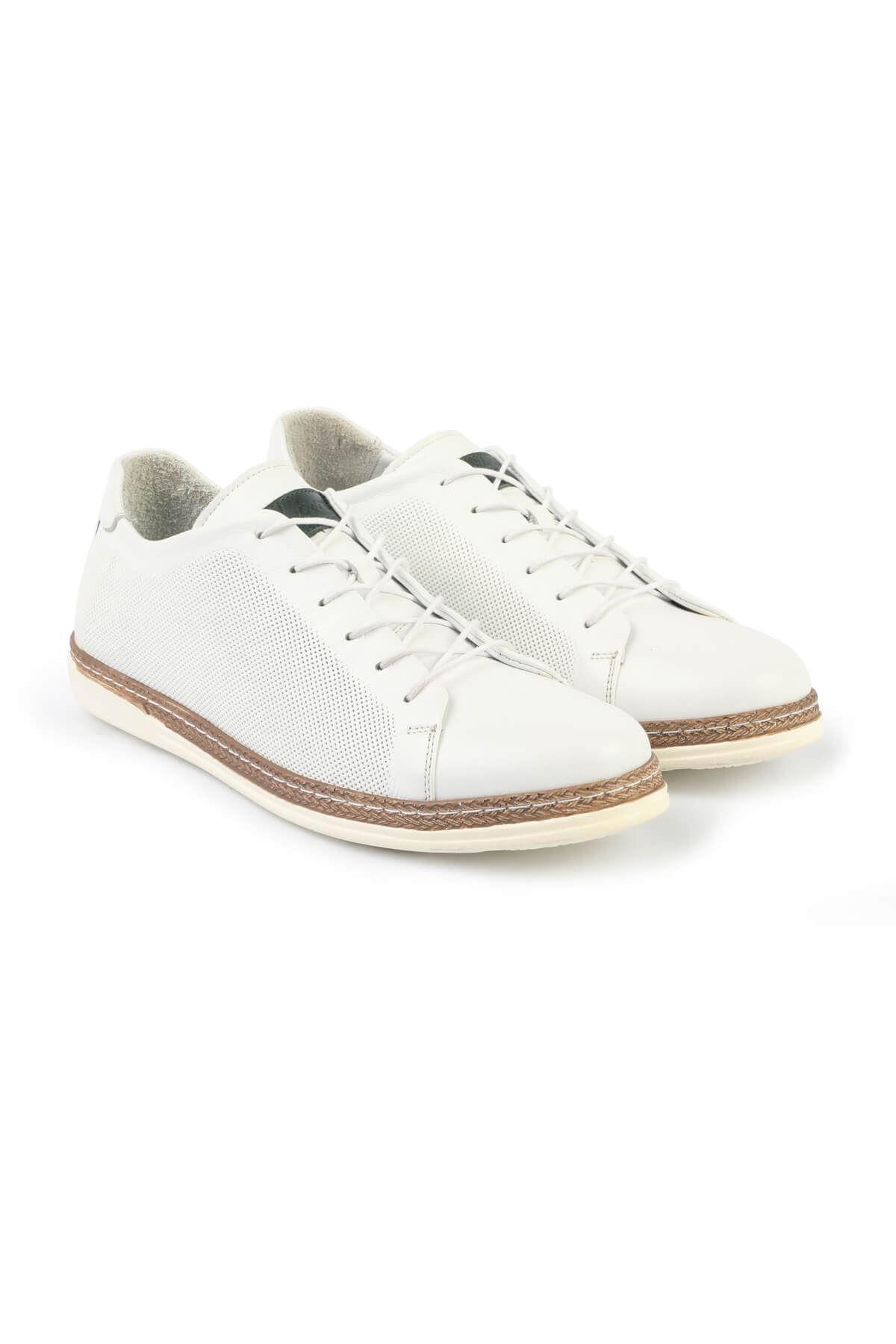 Libero C780 White Casual Shoes