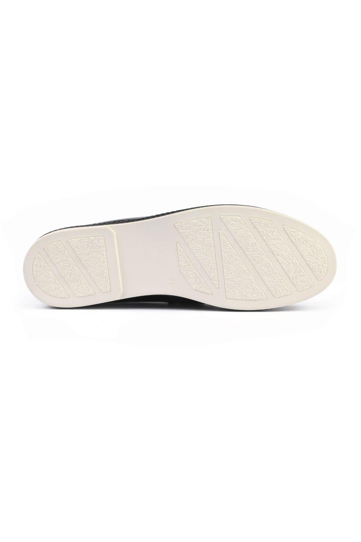 Libero C822 Lacivert Loafer Ayakkabı