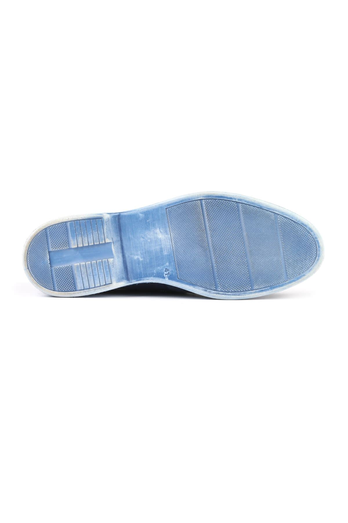 Libero 3004 Lacivert Loafer Ayakkabı