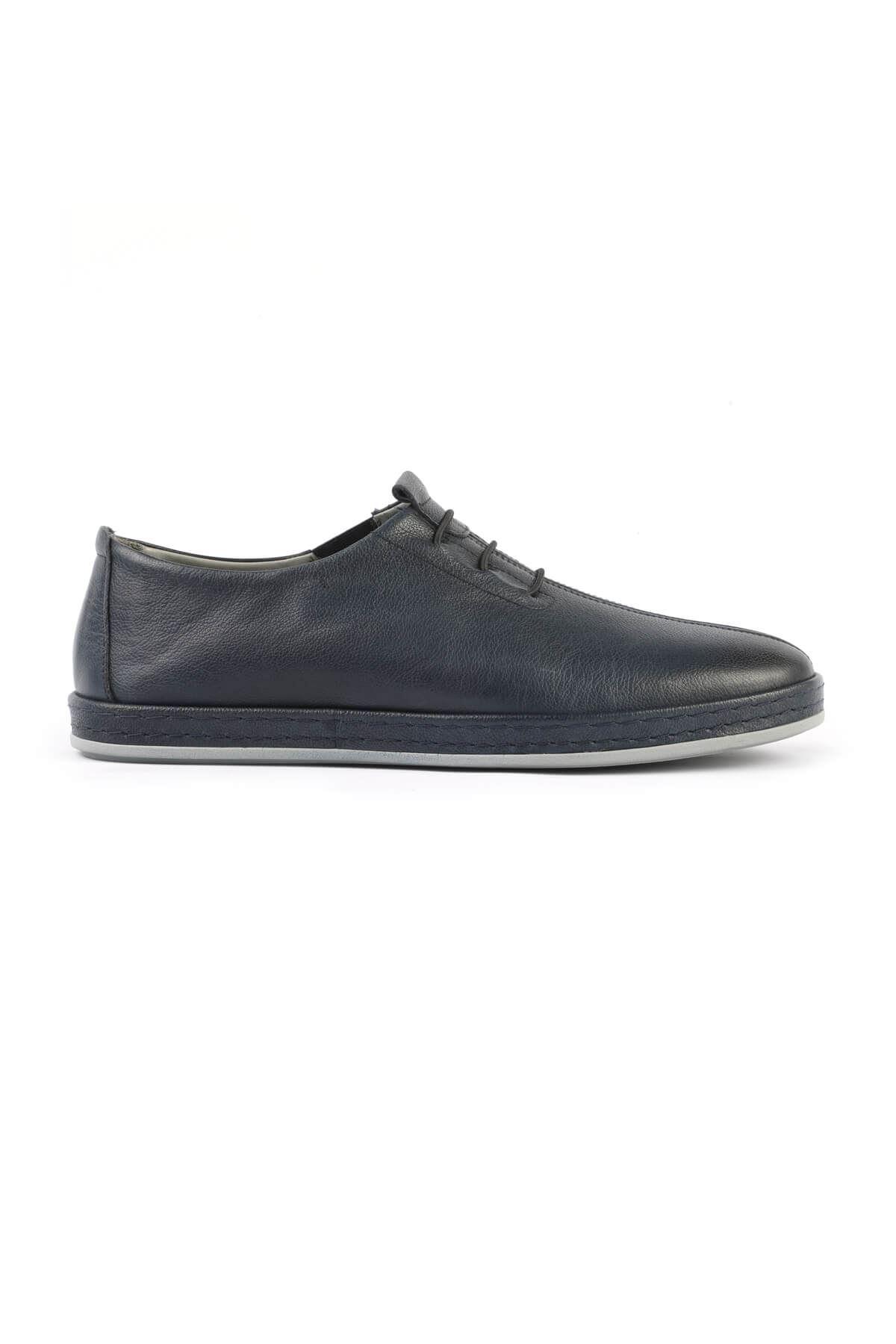 Libero 3042 Navy Blue Casual Shoes