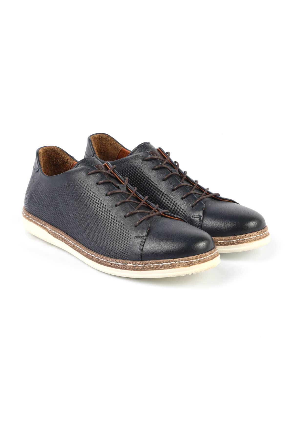 Libero C780 Navy Blue Casual Shoes