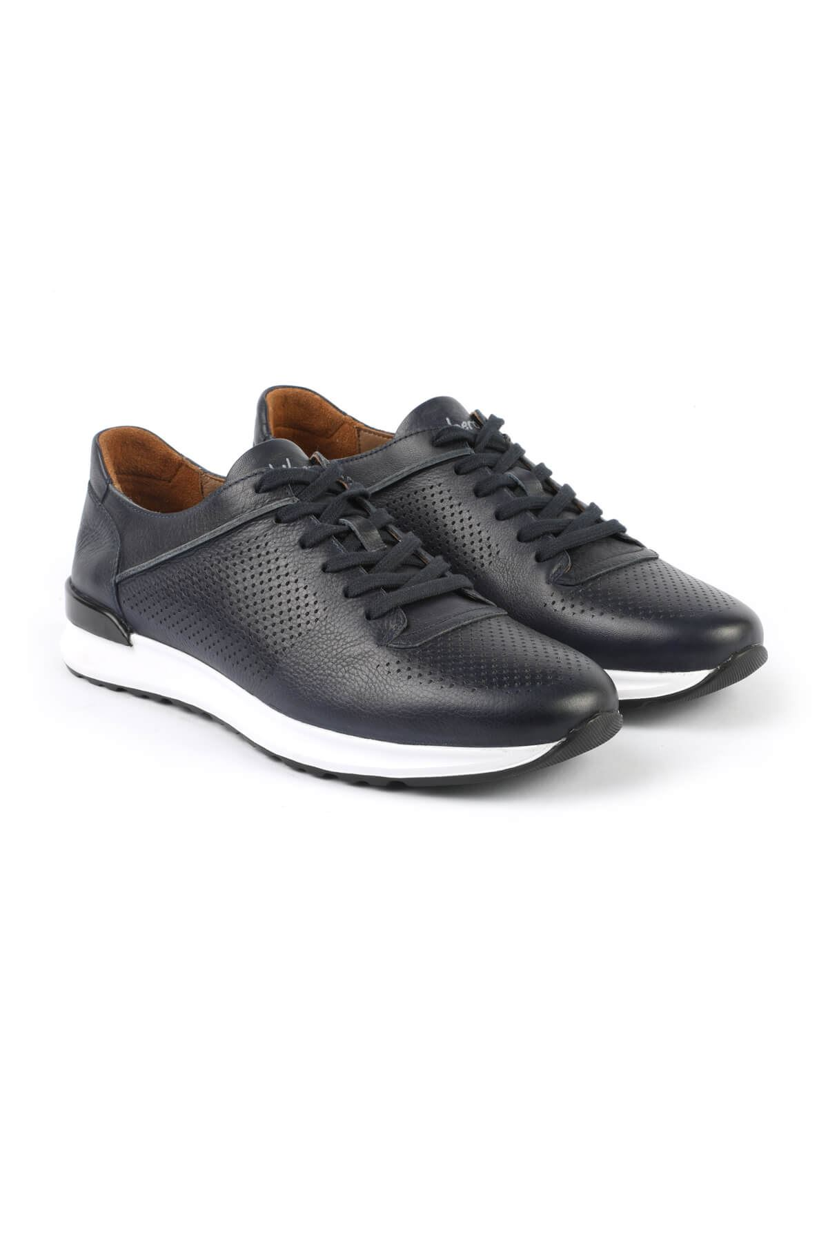 Libero 3045 Navy Blue Sport Shoes