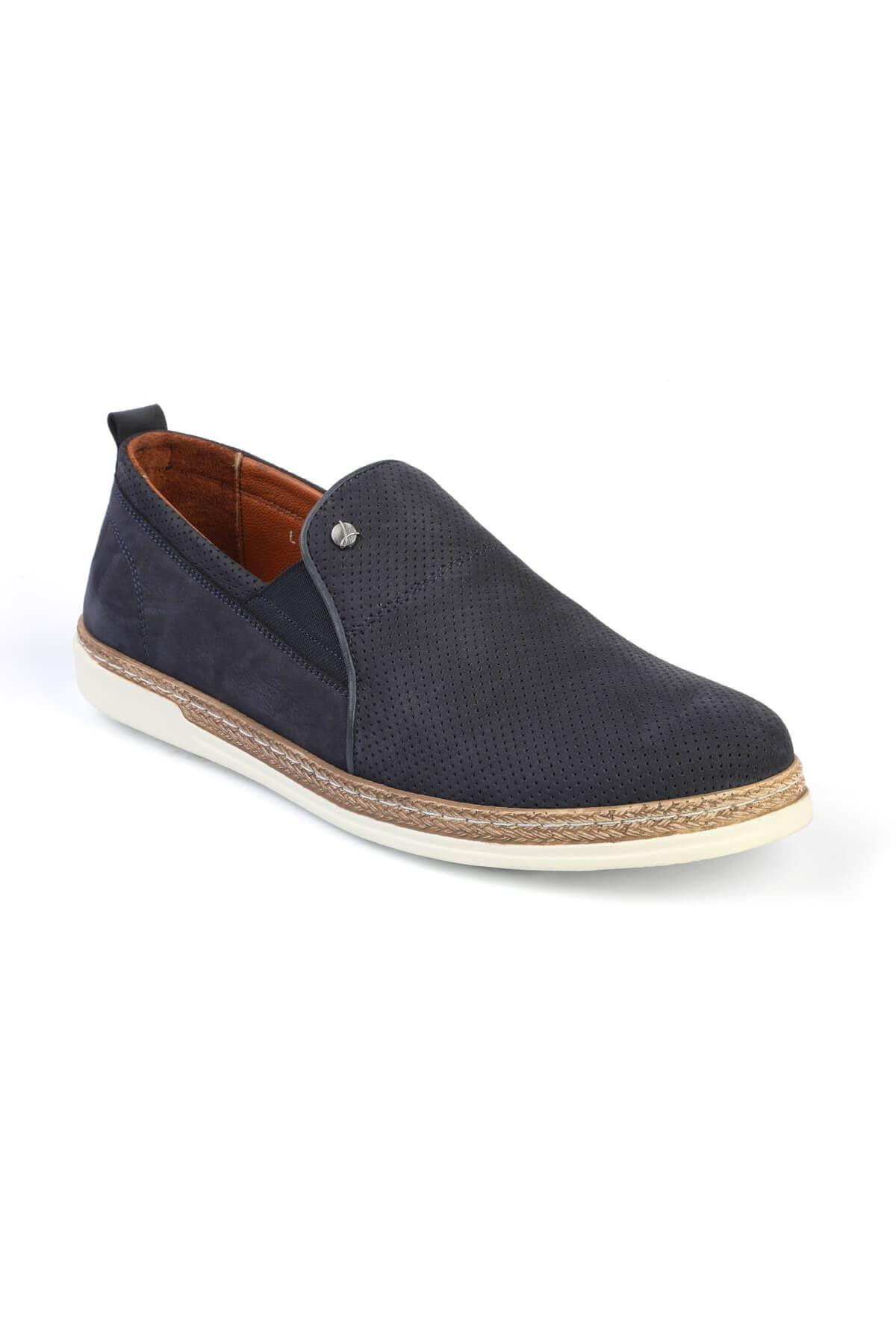 Libero C770 Navy Blue Casual Shoes