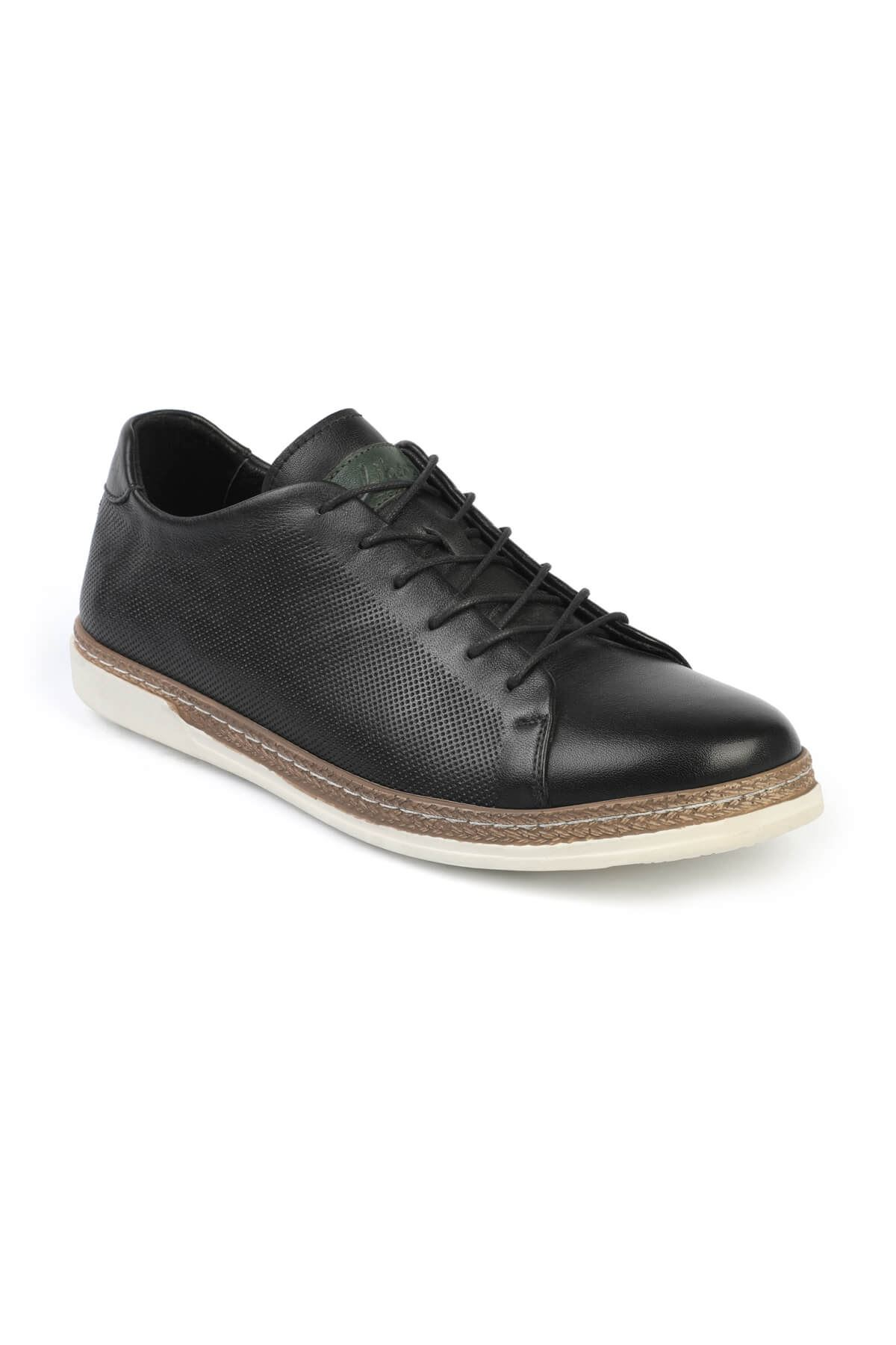 Libero C780 Black Casual Shoes