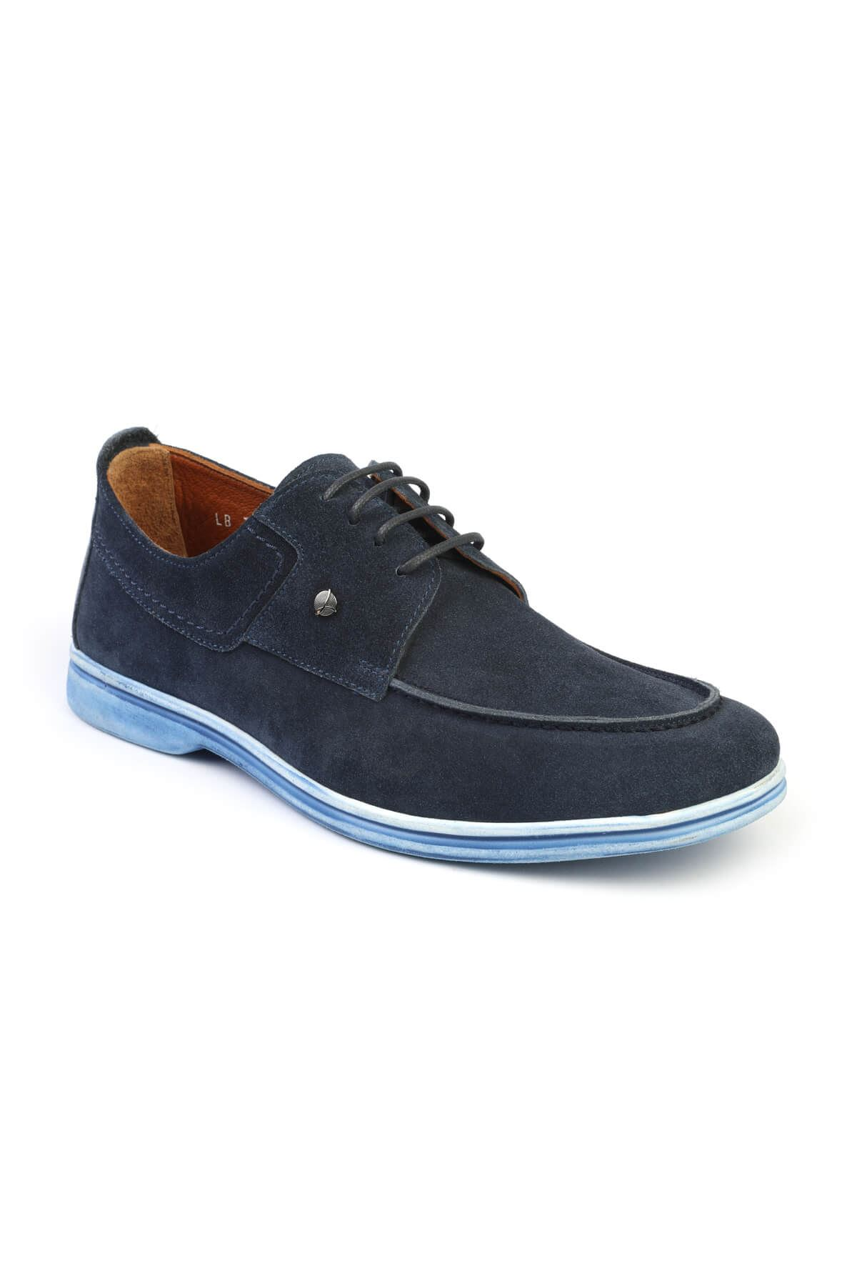 Libero 3005 Navy Blue Casual Shoes