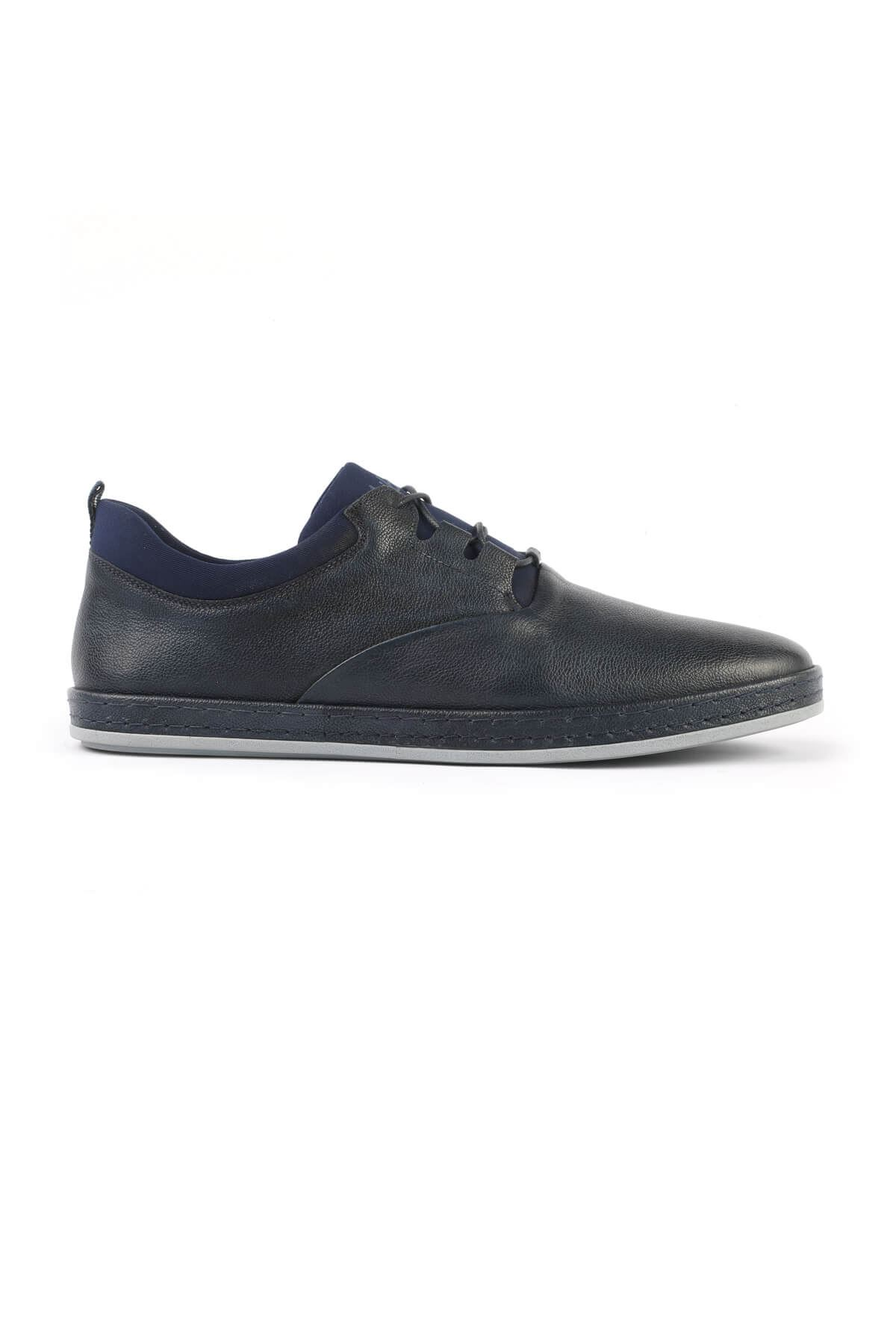 Libero 2979 Navy Blue Casual Shoes