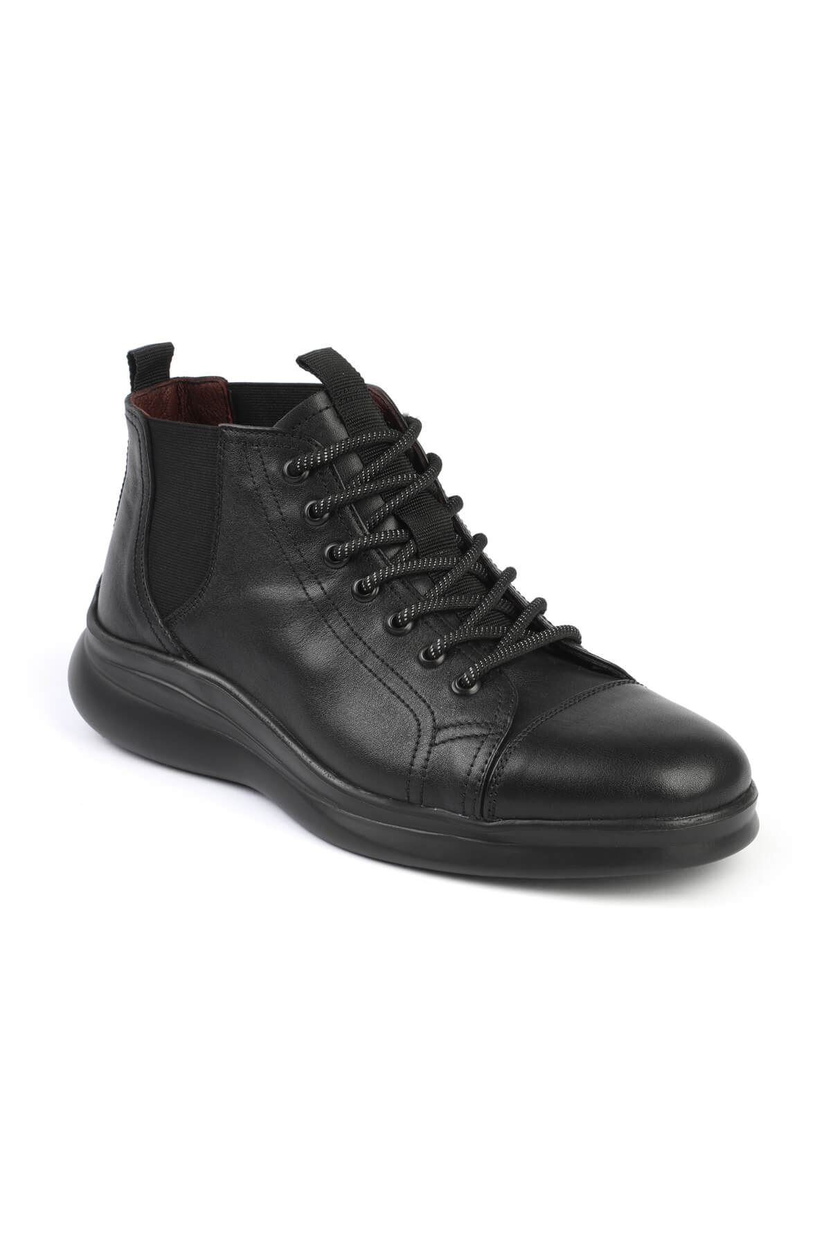 Libero 1328 Black Men's Boots