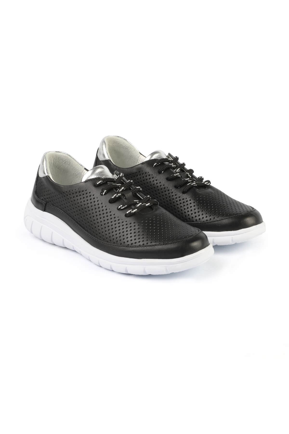Libero FMS231 Black Sports Shoes