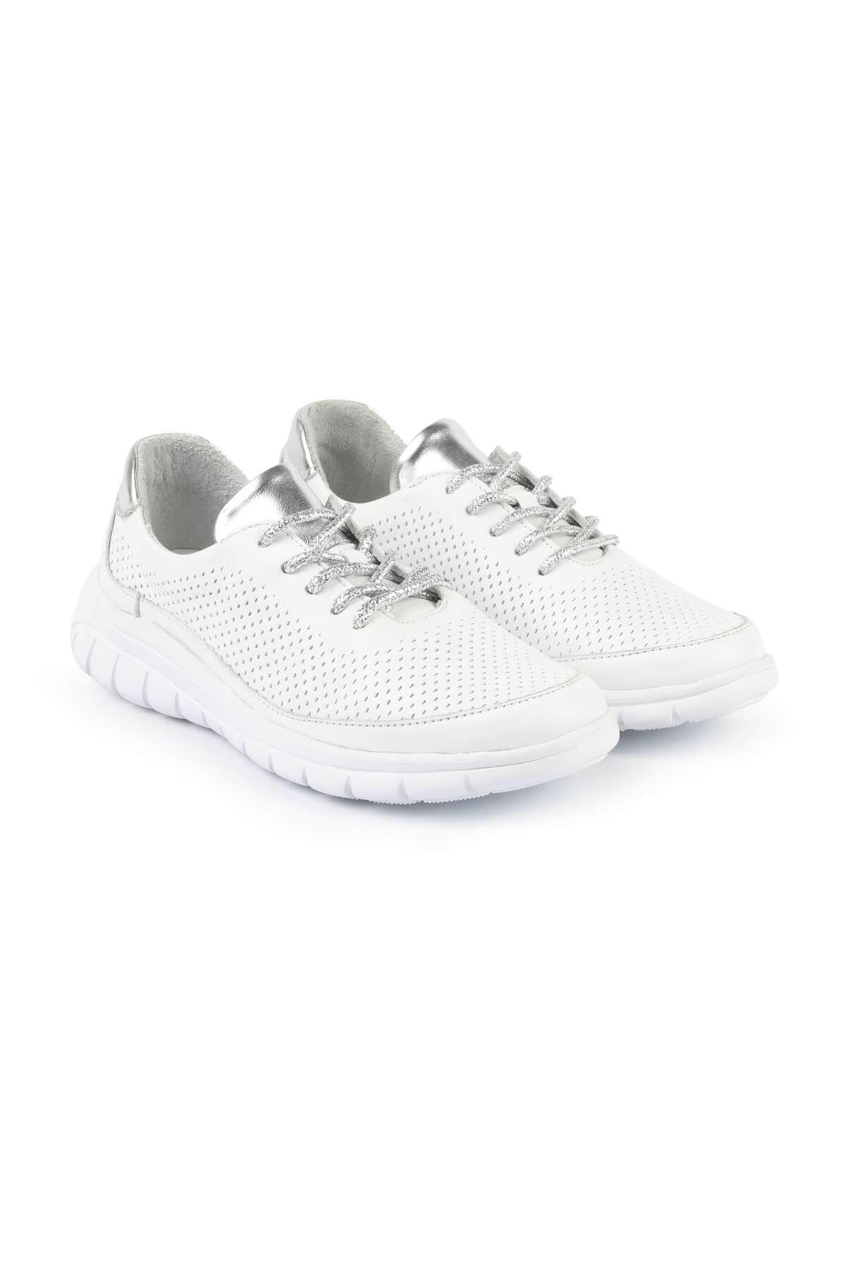 Libero FMS231 Beyaz Spor Ayakkabı