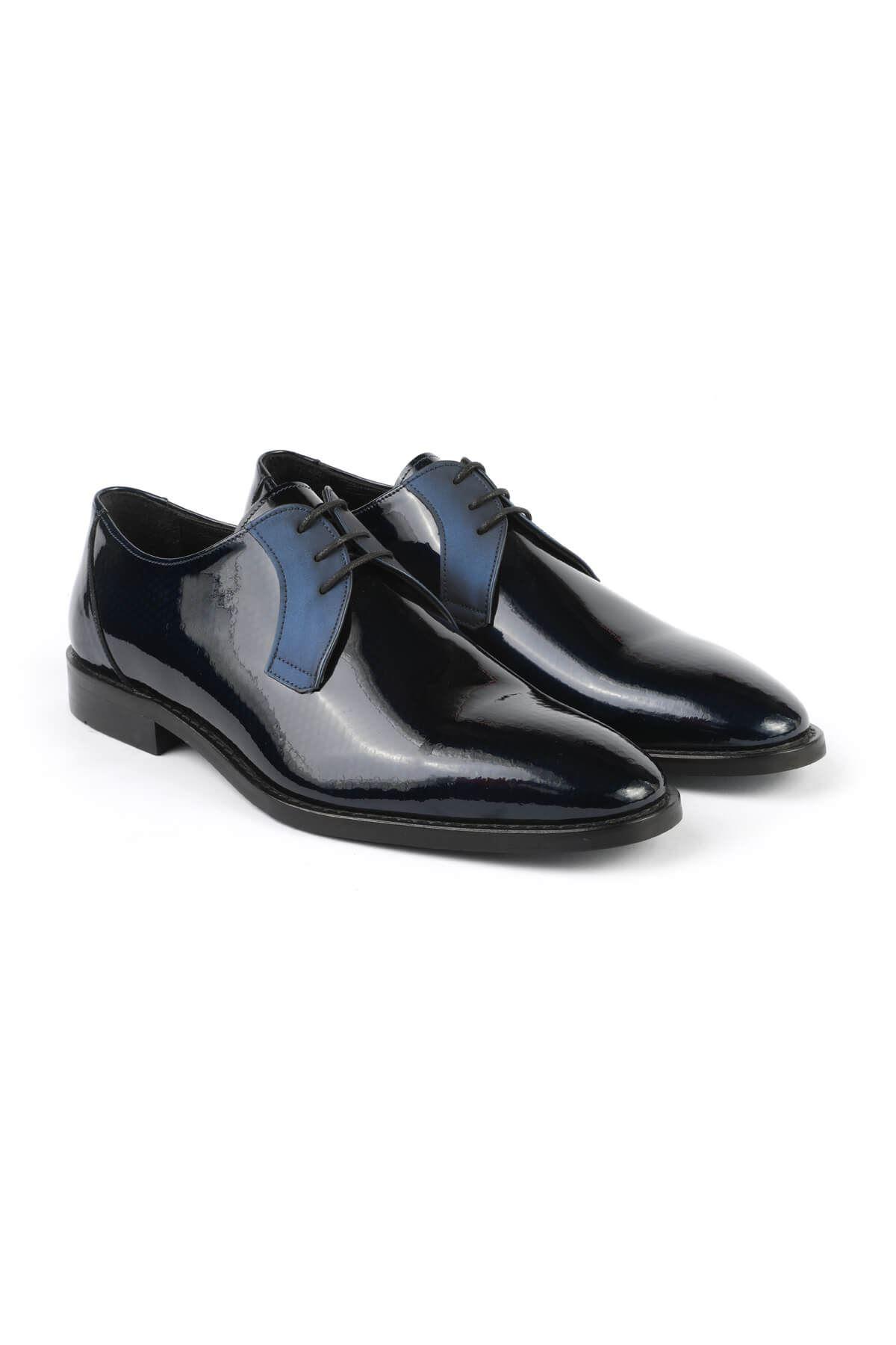 Libero 2724 Lacivert Klasik Ayakkabı