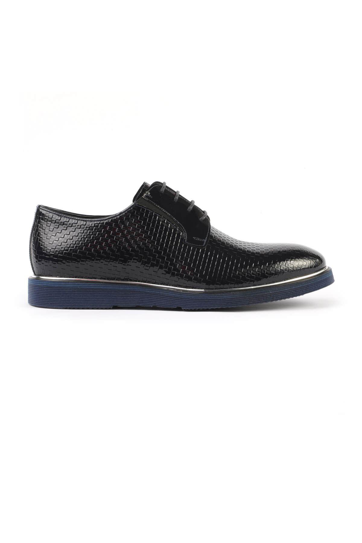 Libero 2700 Navy Blue Casual Shoes