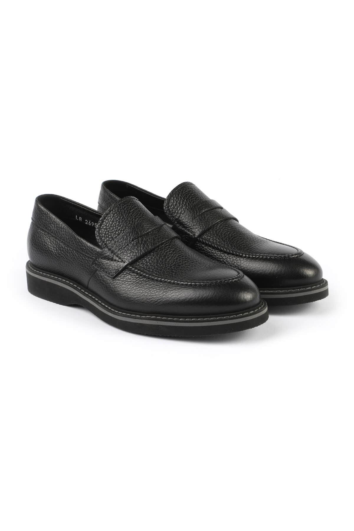 Libero 2695 Siyah Loafer Ayakkabı