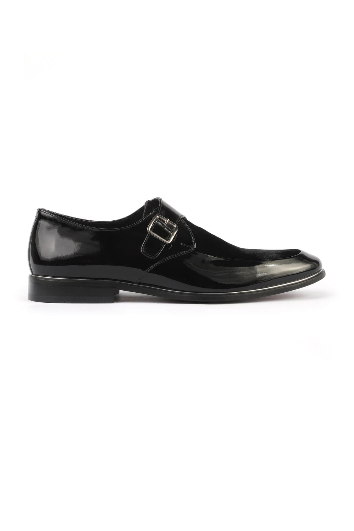 Libero 2542 Black Classic Shoes