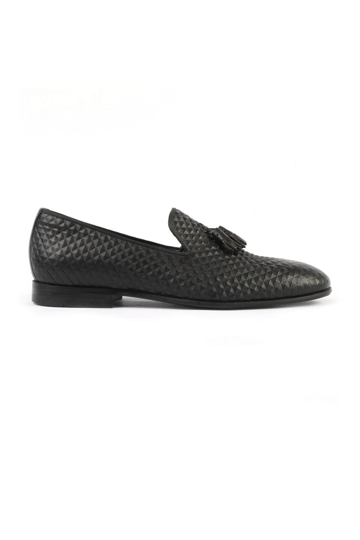 Libero 2830 Siyah Loafer Ayakkabı