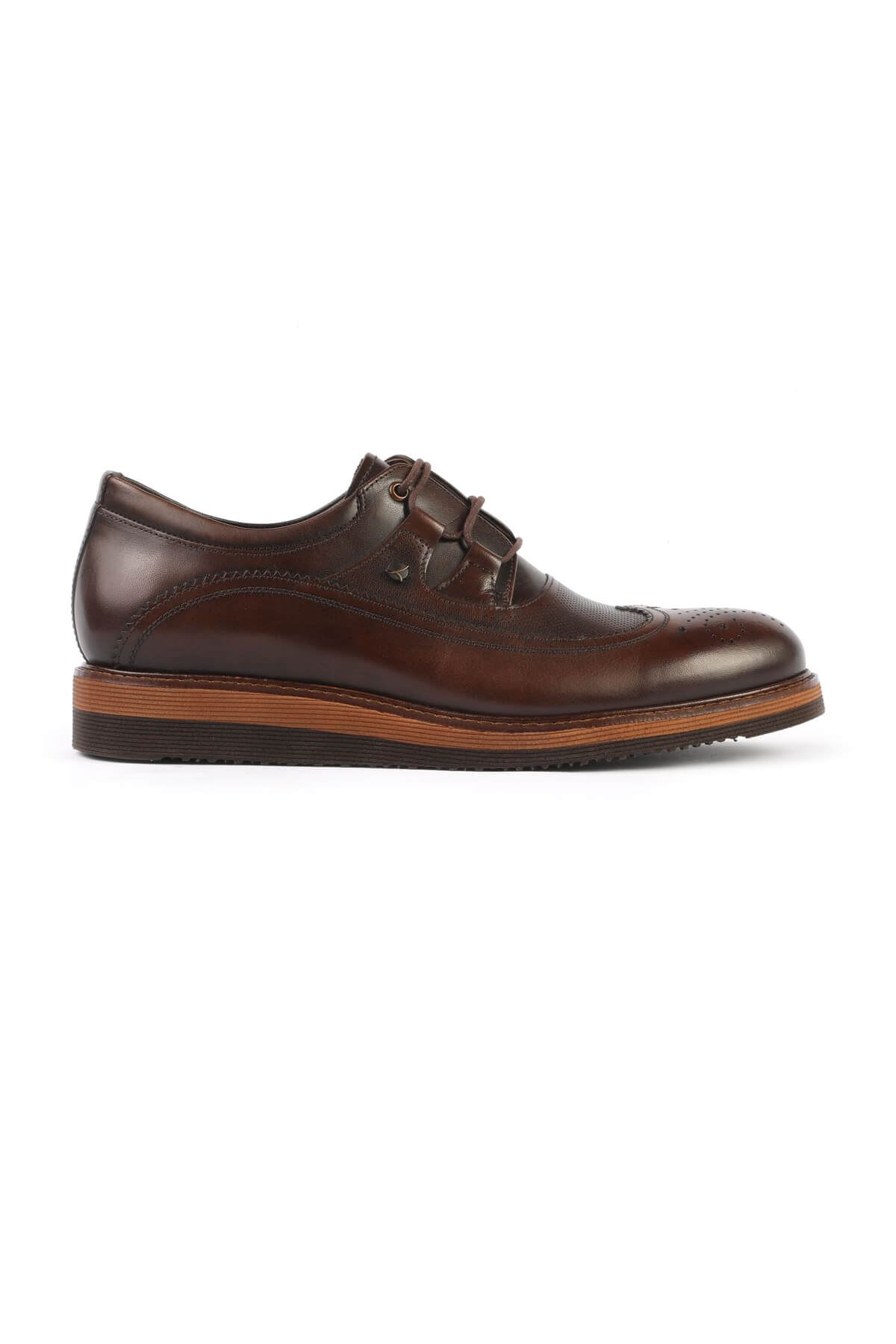 Libero 2902 Brown Oxford Shoes