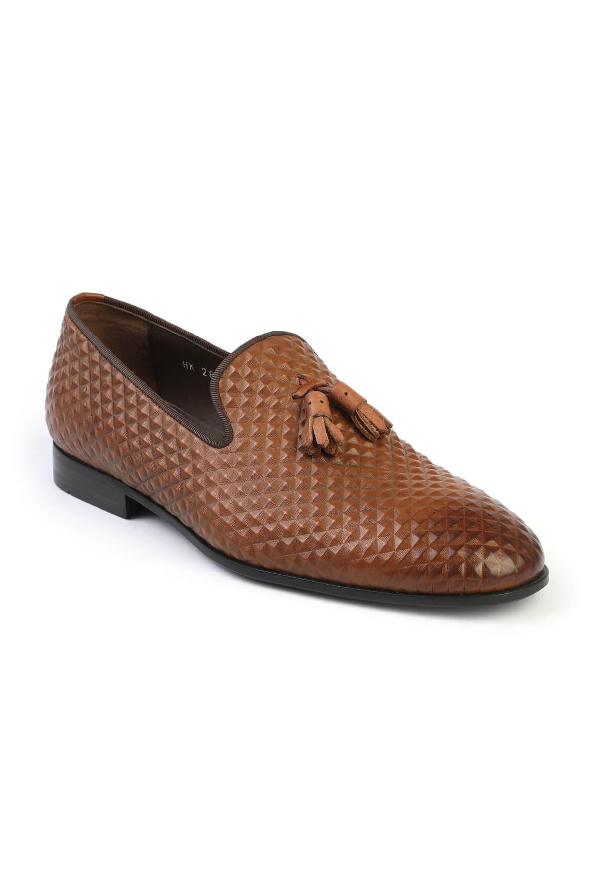 Libero 2830 Tan Loafer Shoes