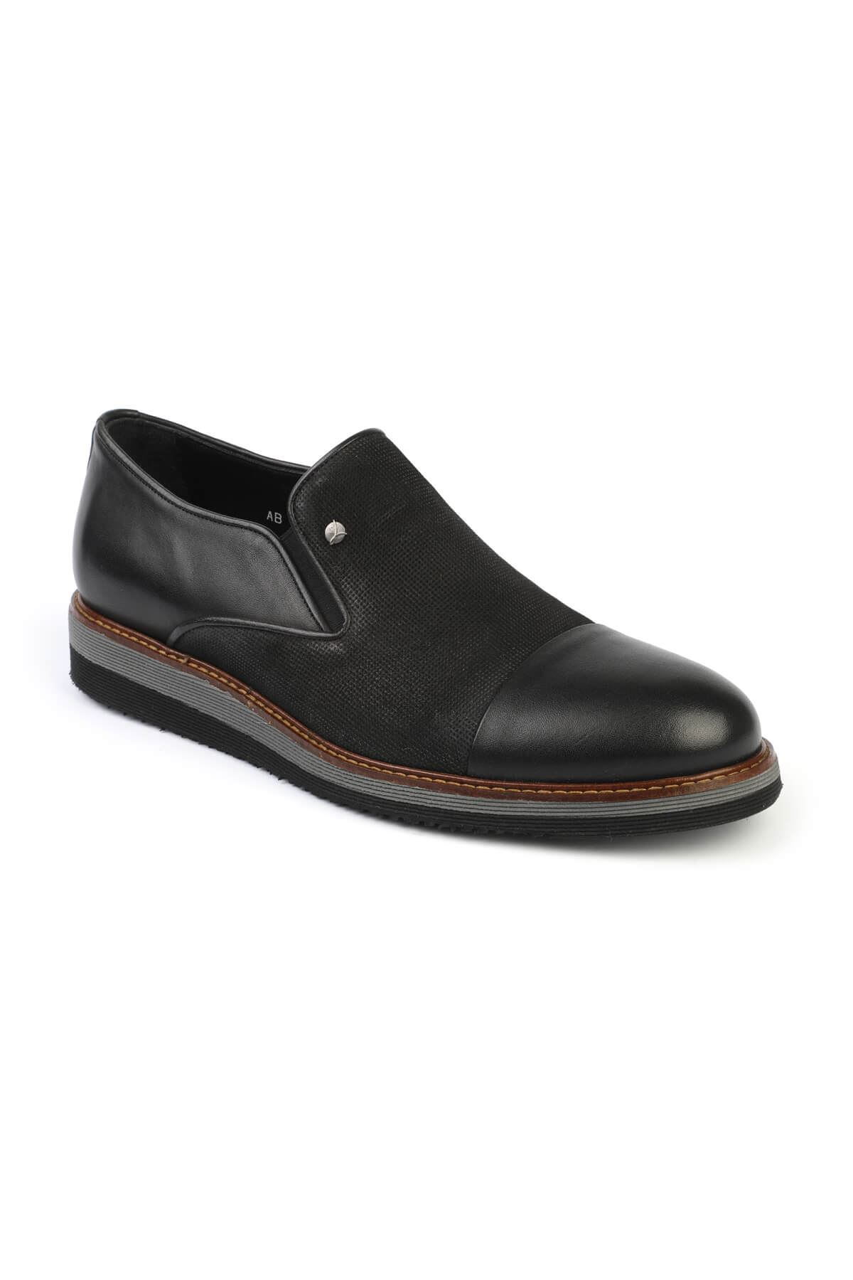 Libero 2653 Black Oxford Shoes