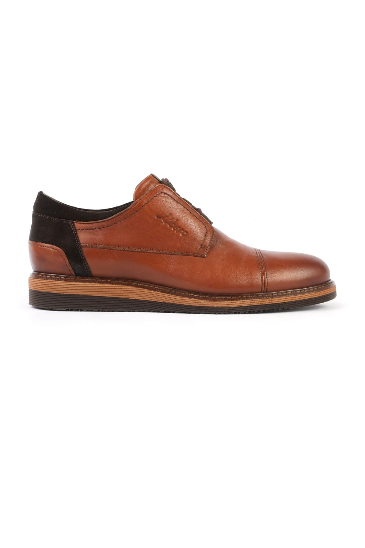 Libero 2646 Brown Oxford Shoes