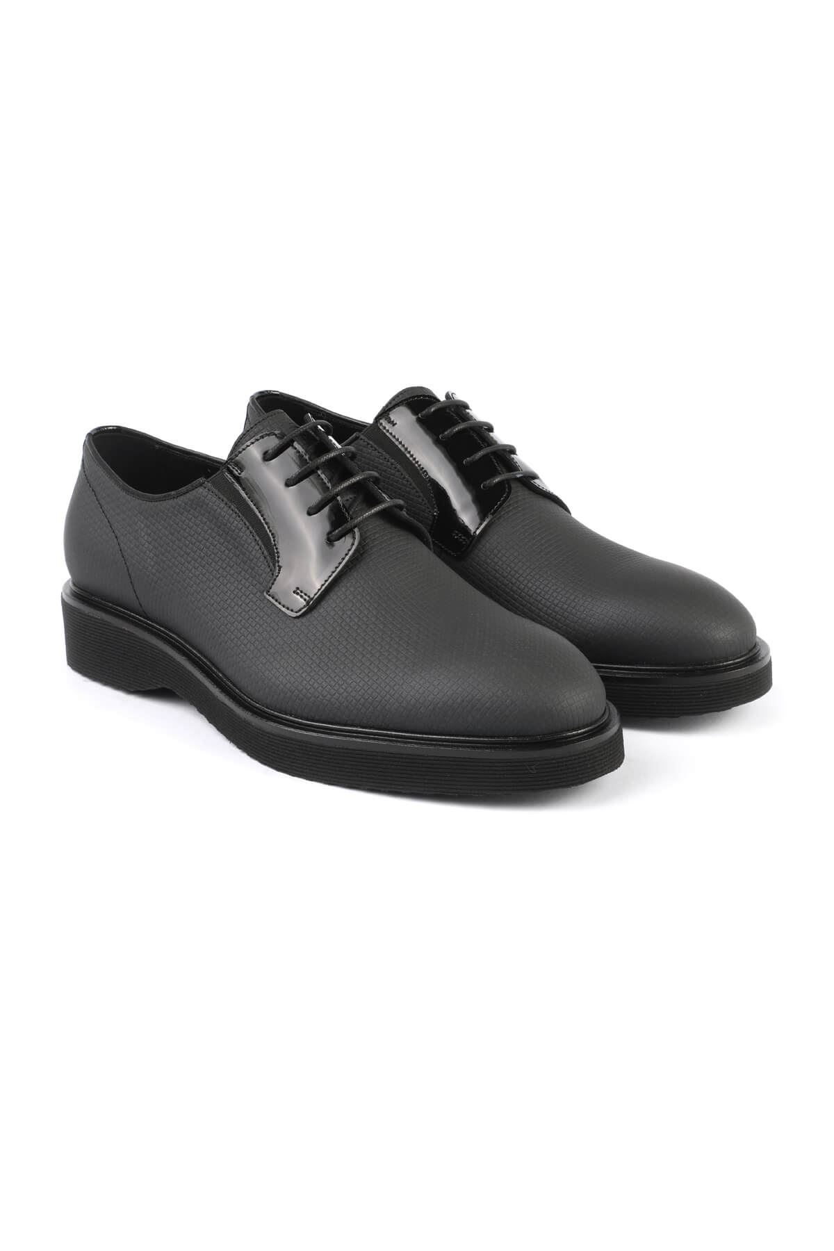 Libero 2700 Black Casual Shoes