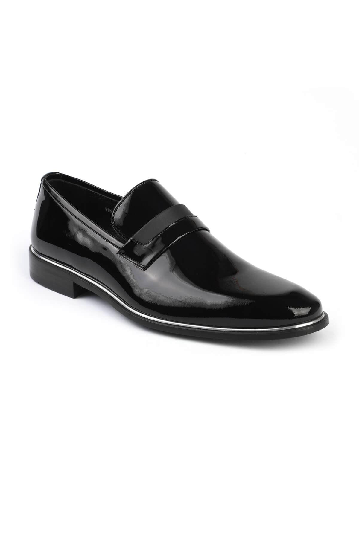 Libero 2602 Black Classic Shoes
