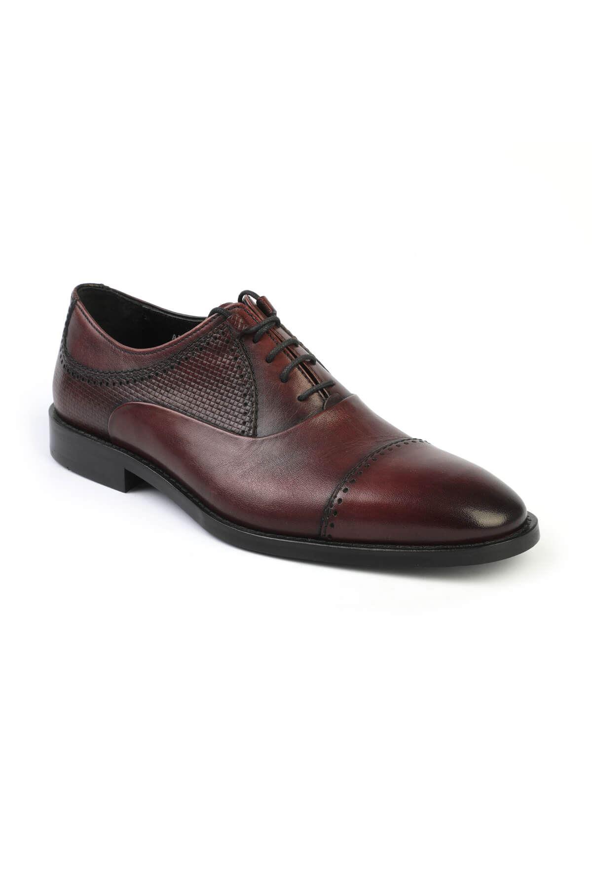 Libero 2720 Bordo Klasik Ayakkabı