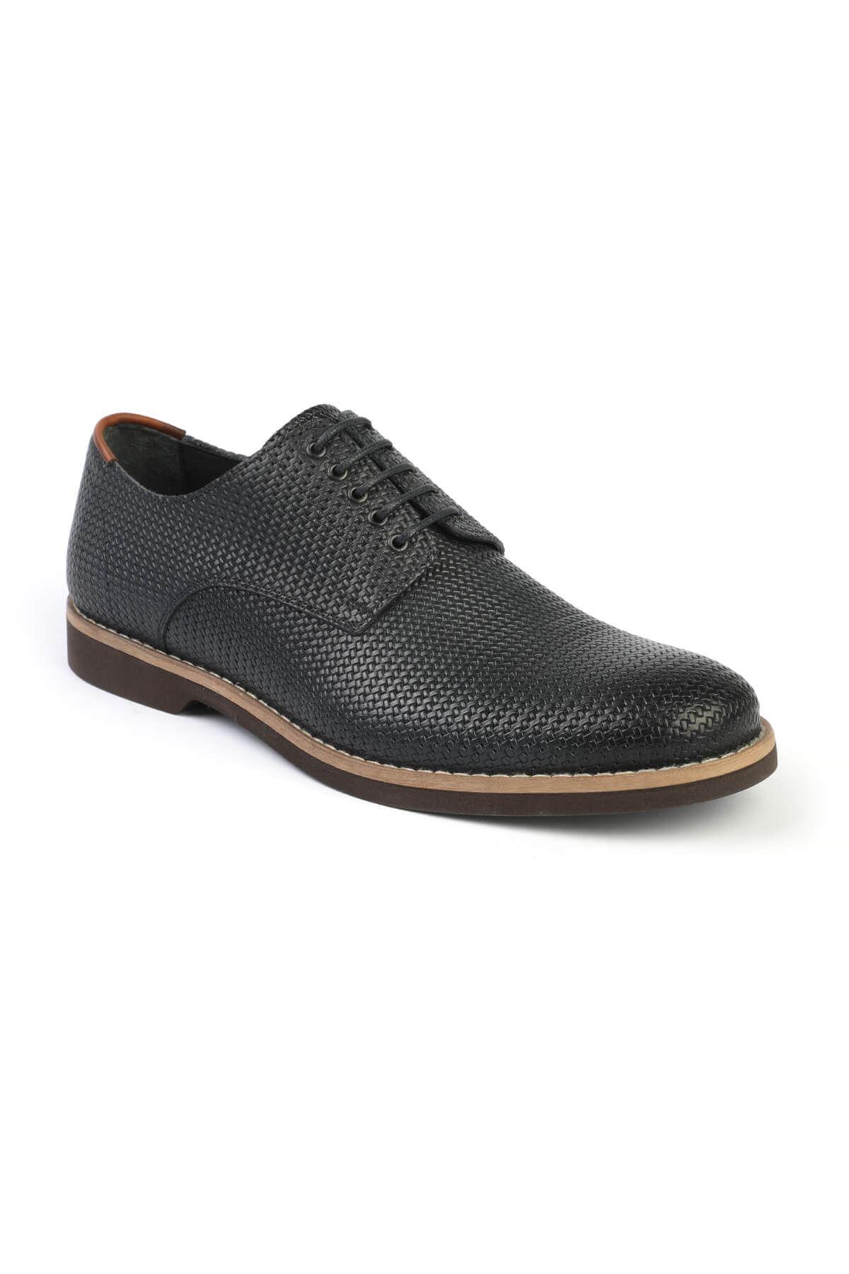 Libero C640 Navy Blue Casual Shoes