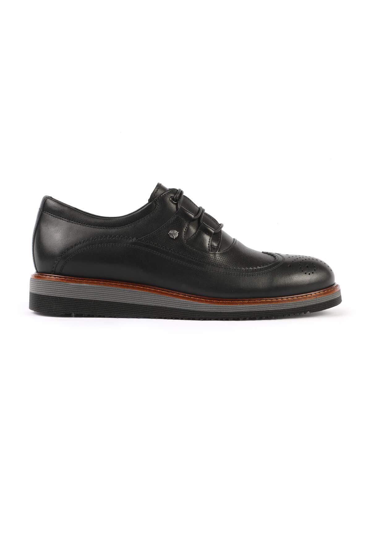 Libero 2902 Siyah Oxford Ayakkabı