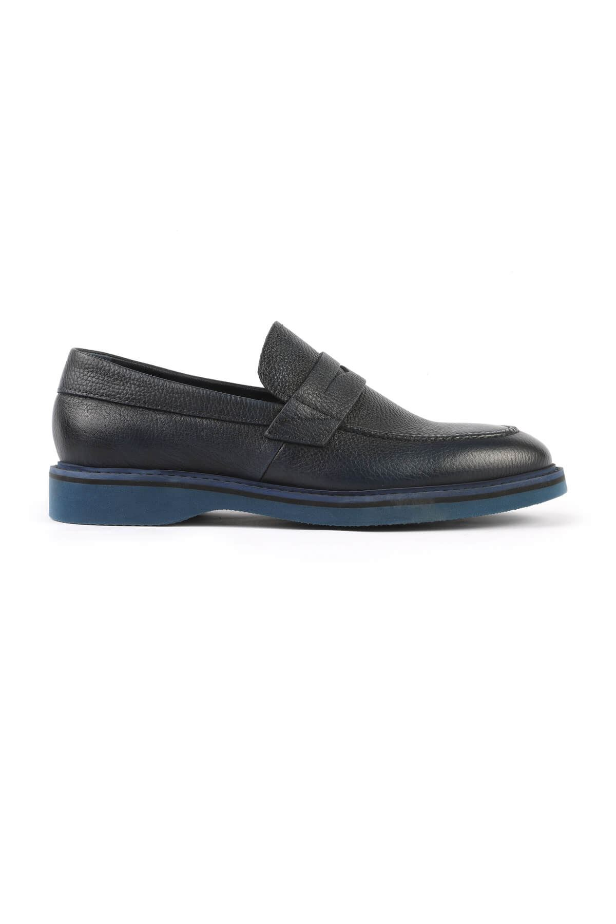 Libero 2695 Lacivert Loafer Ayakkabı