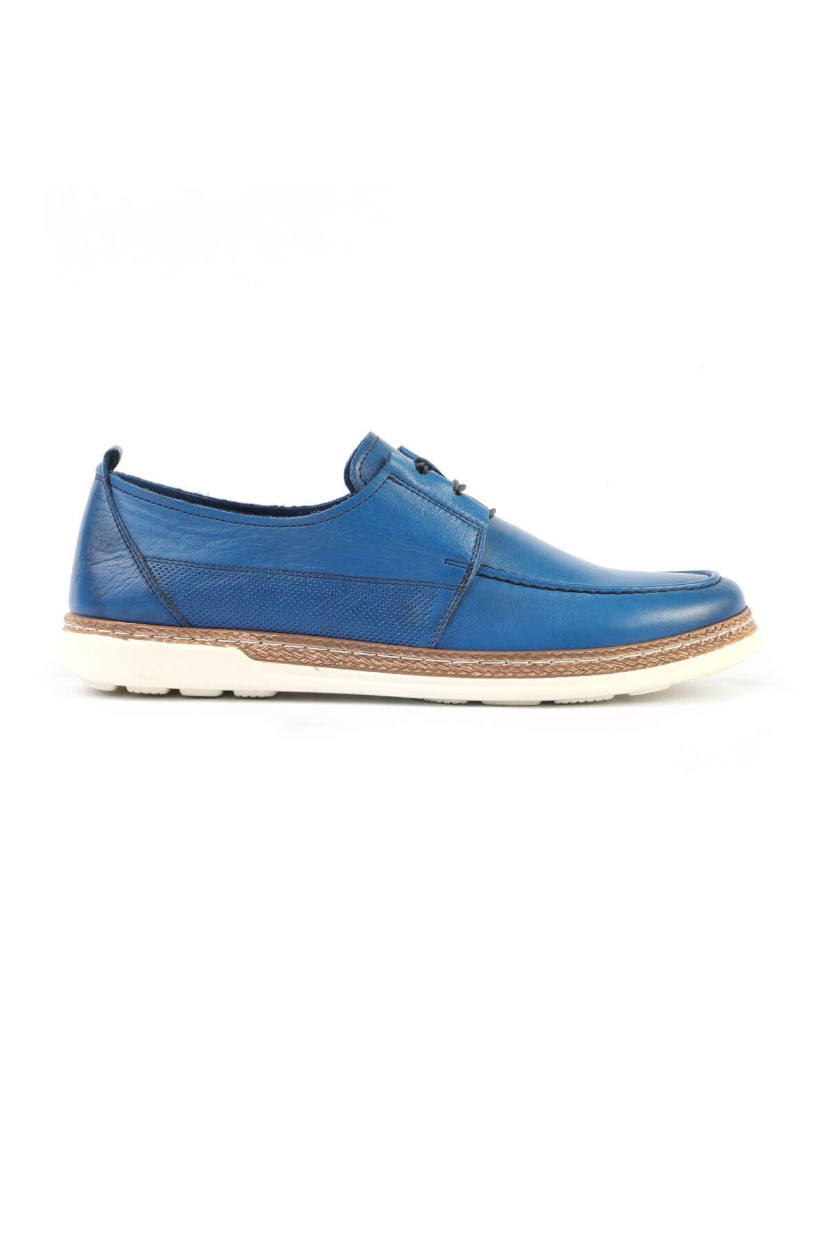 Libero C626 Saxe Blue Casual Shoes