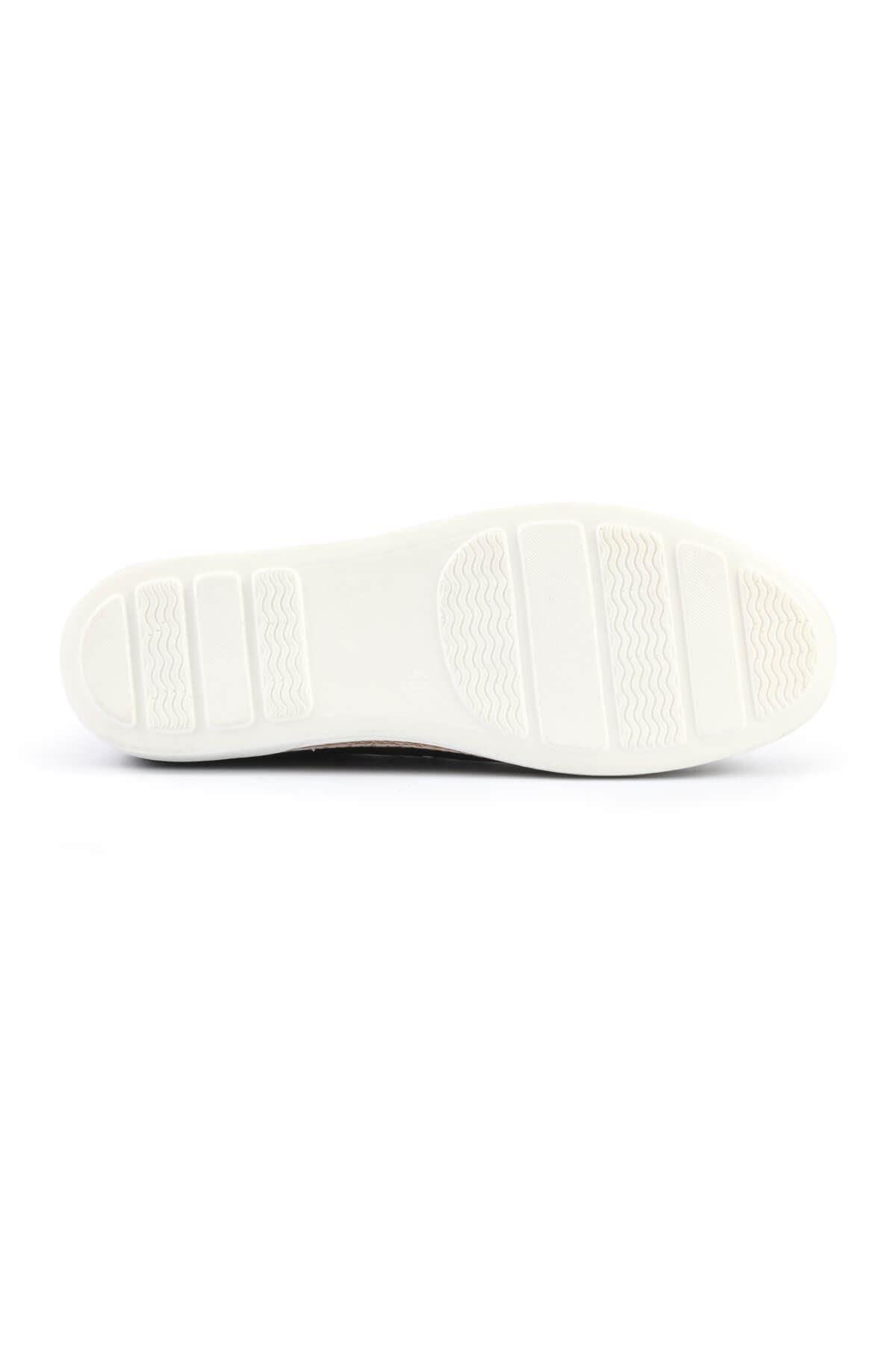 Libero C825 Tan Loafer Shoes