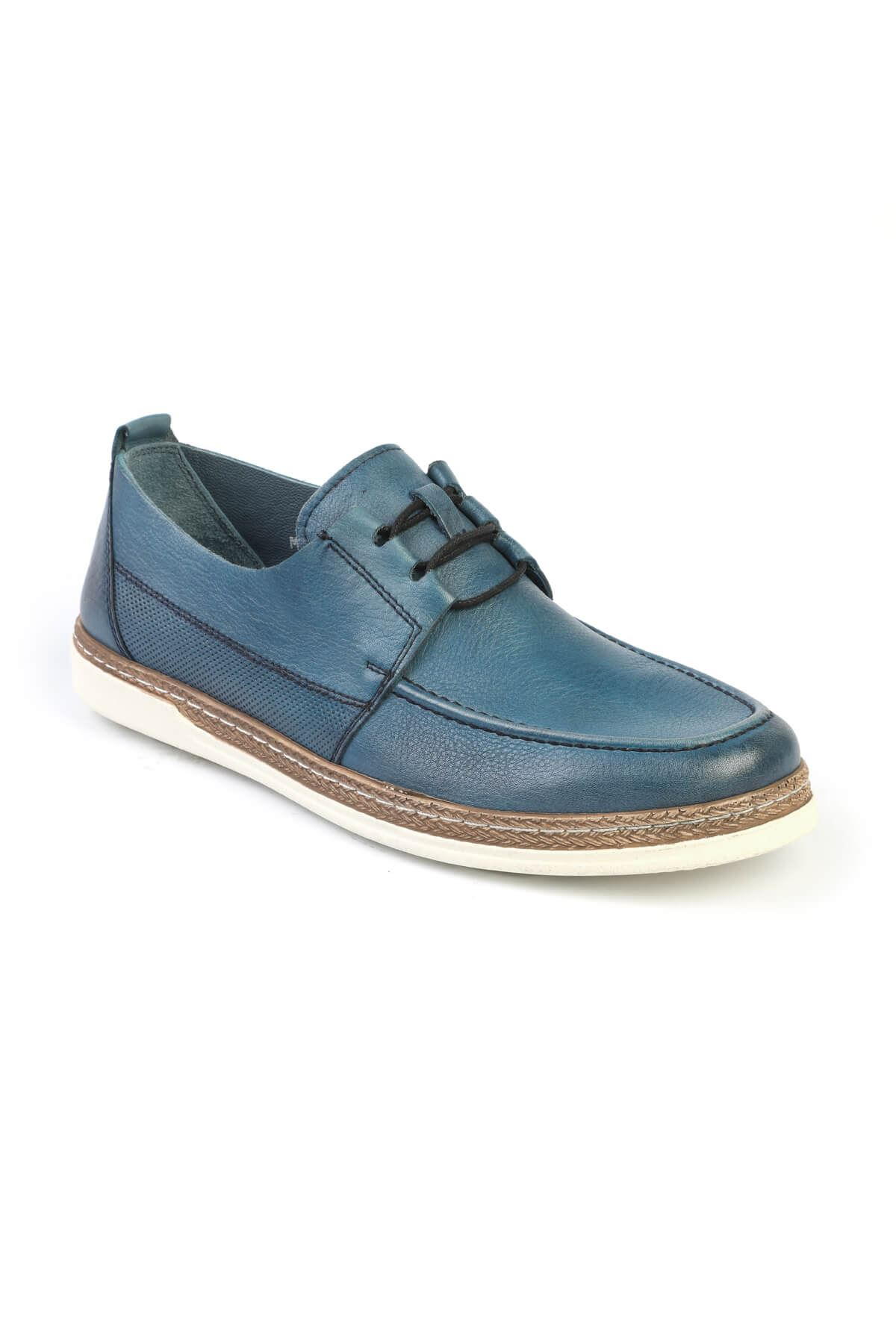 Libero C626 Blue Casual Shoes