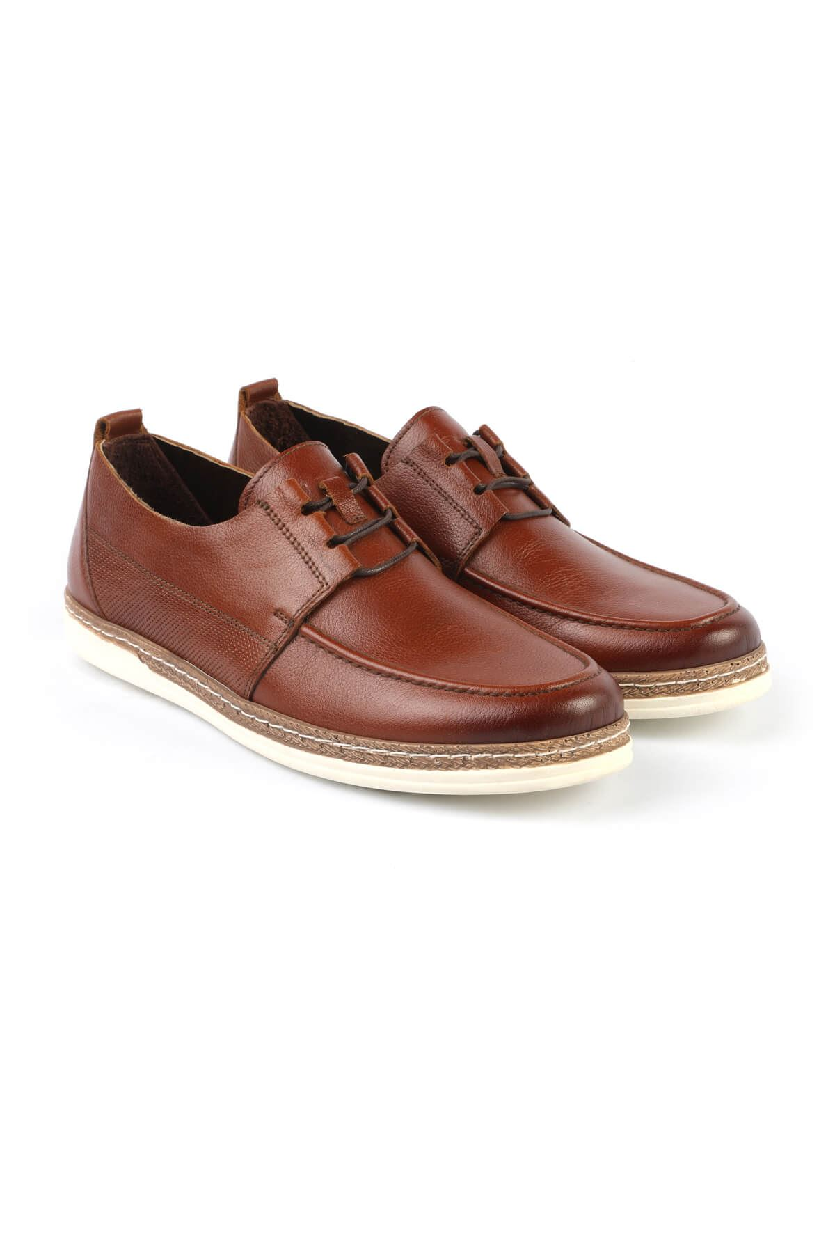 Libero C626 Brown Casual Shoes
